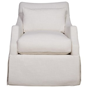 Margaux Accent Chair in Performance Fabric