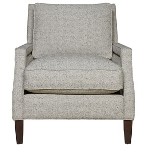 Forsythe Accent Chair with Scoop Arms