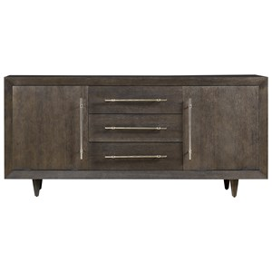 Delancy Credenza with 3 Drawers