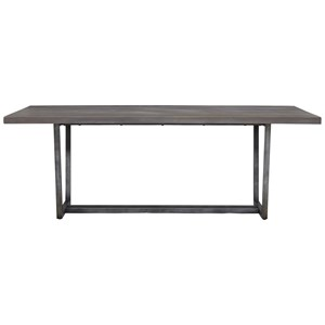 Sedgwick Table with Metal Base
