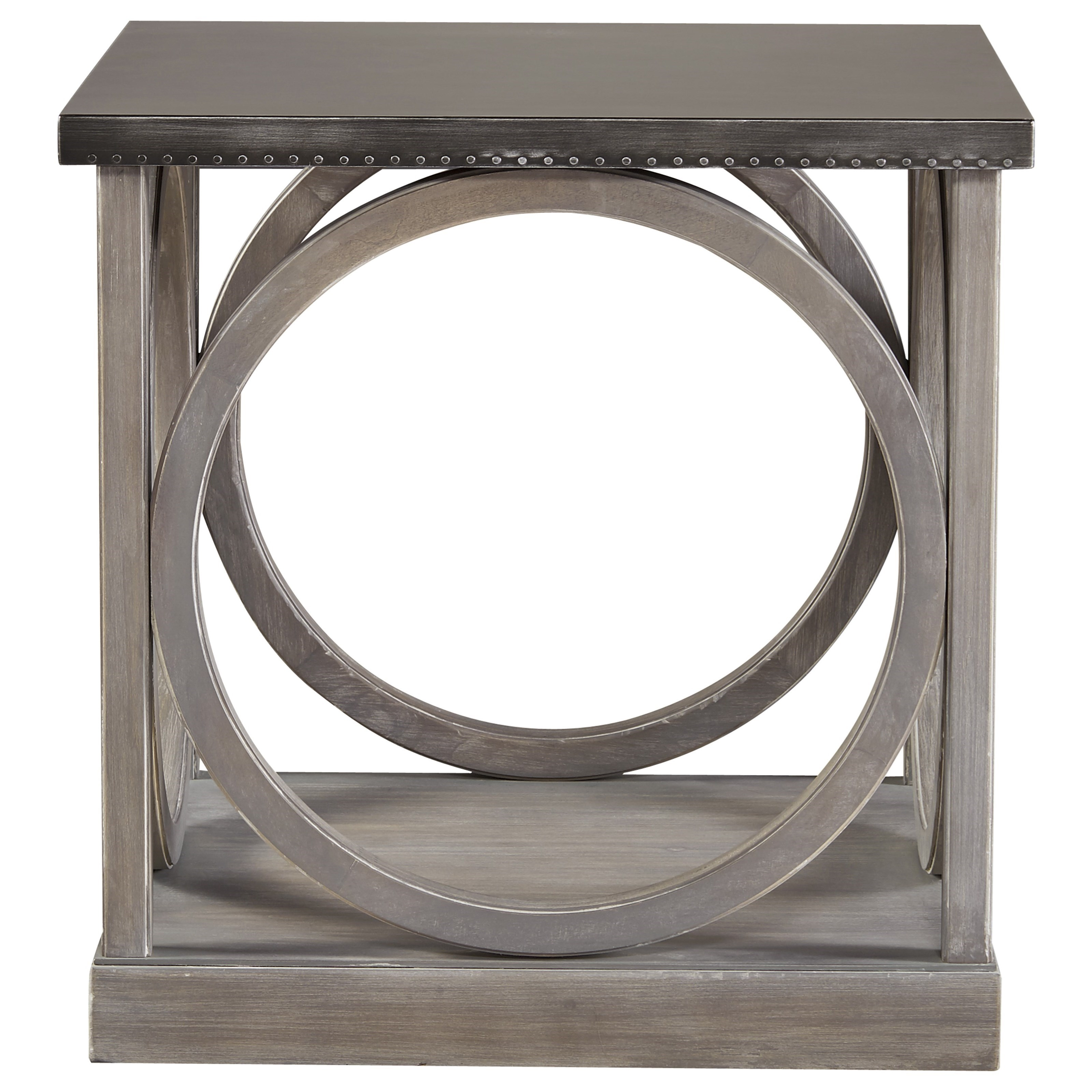 Curated Carlton End Table by Universal at Baer's Furniture