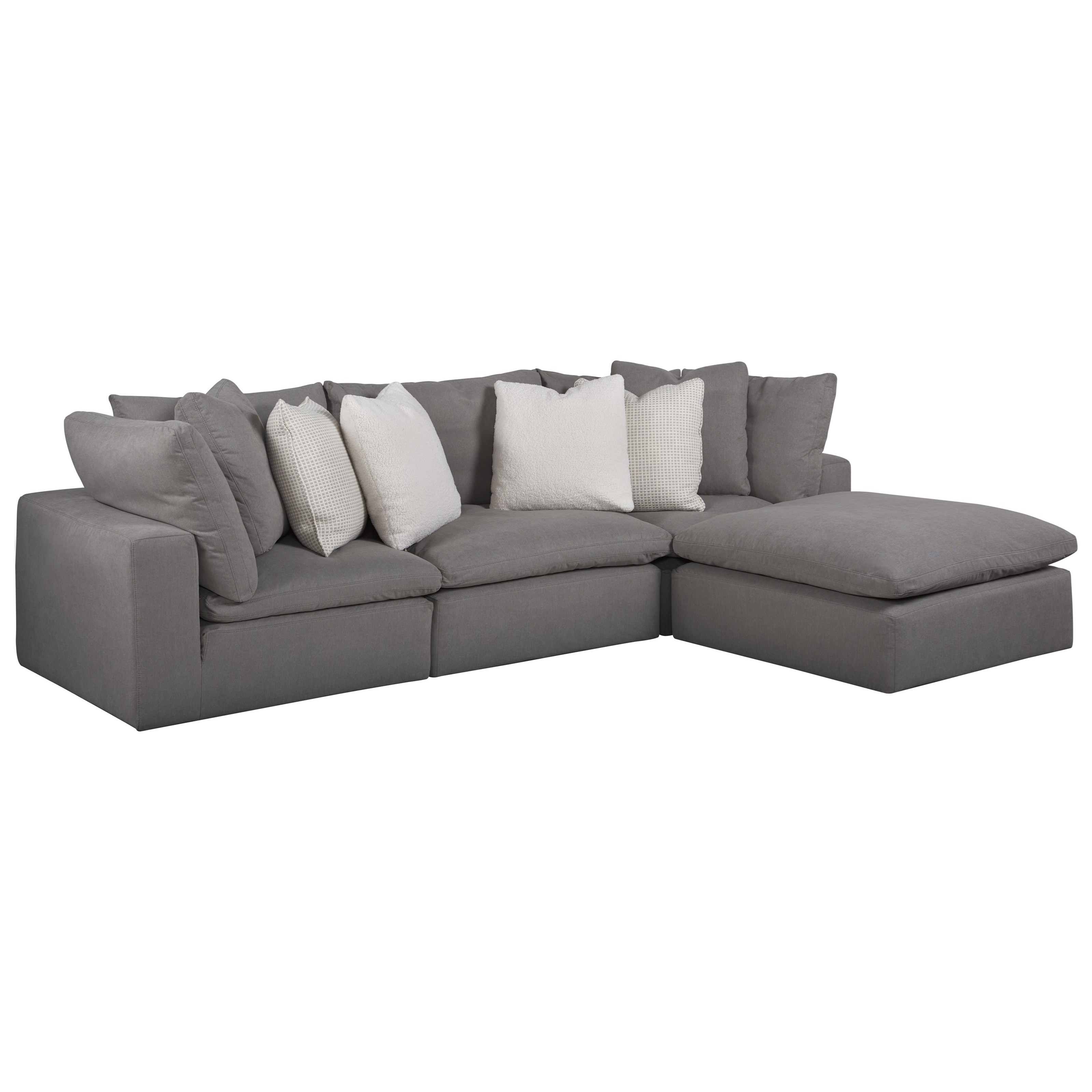Curated Palmer Sectional by Universal at Baer's Furniture
