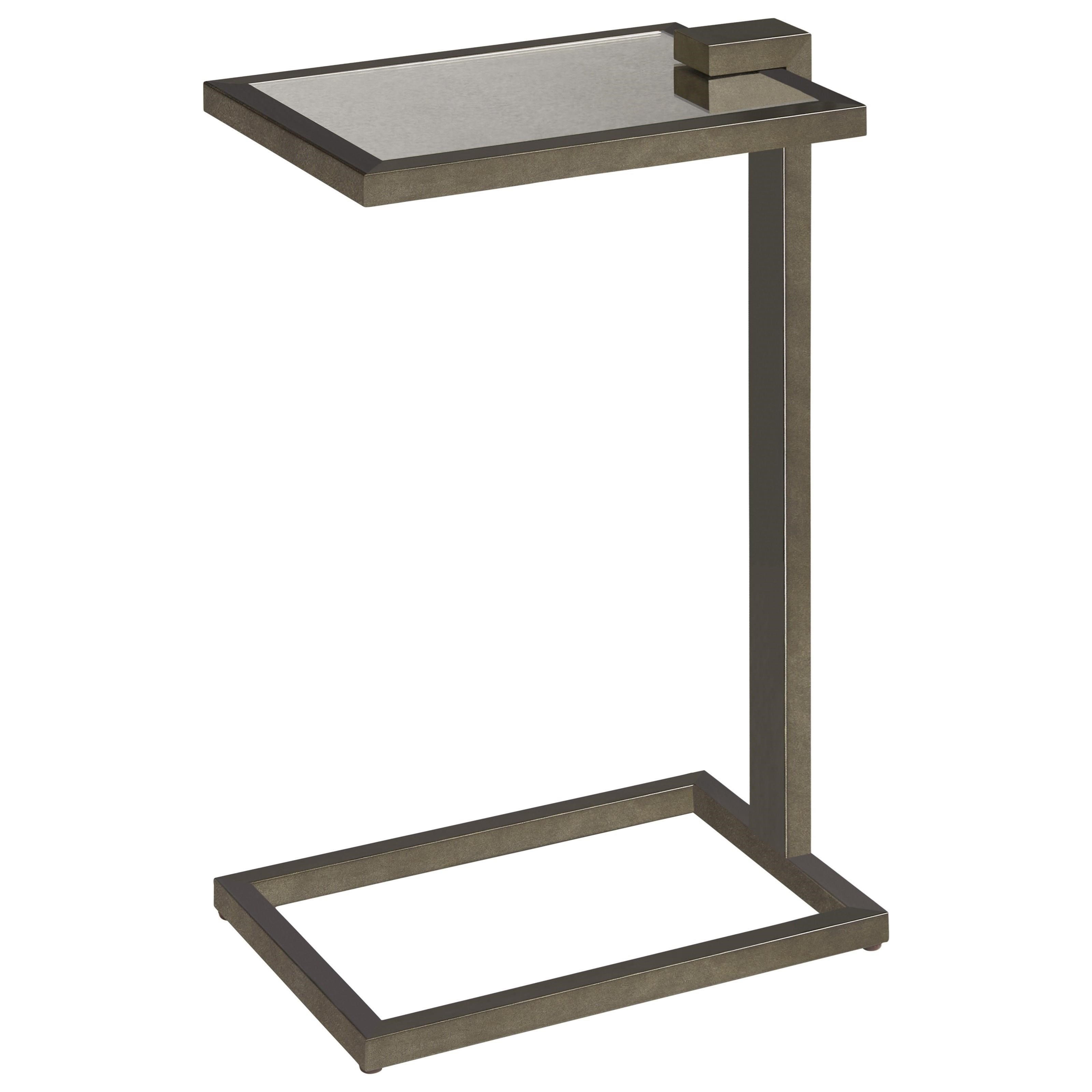 Curated Garrison Chair Side Table by Universal at Baer's Furniture