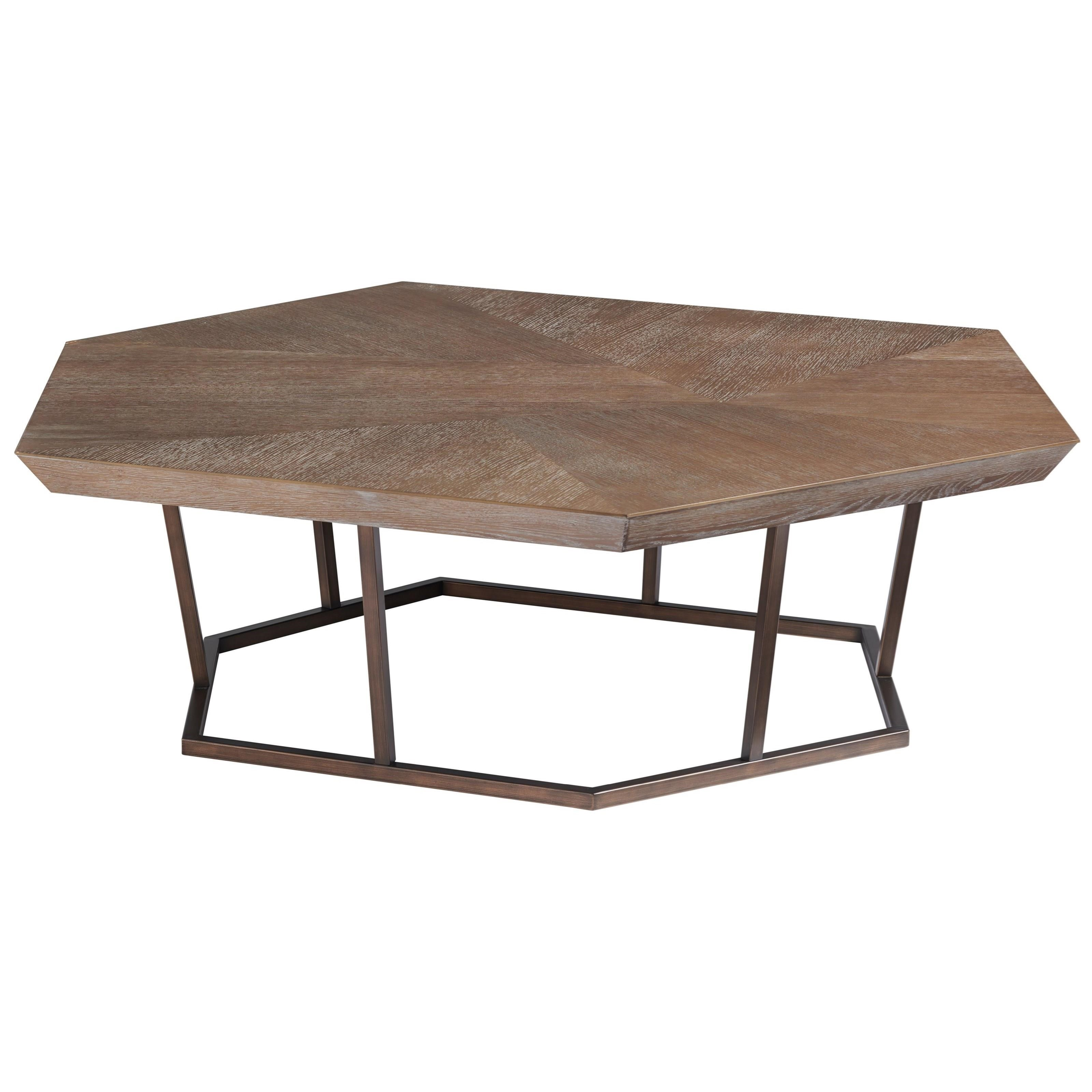 Curated Divergence Cocktail Table by Universal at Baer's Furniture
