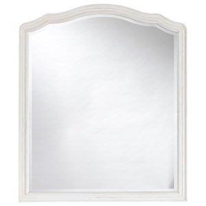 Amity Mirror with Molded Frame