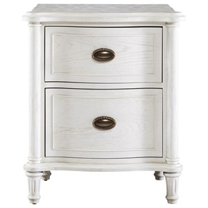 Amity Nightstand with 2 Drawers