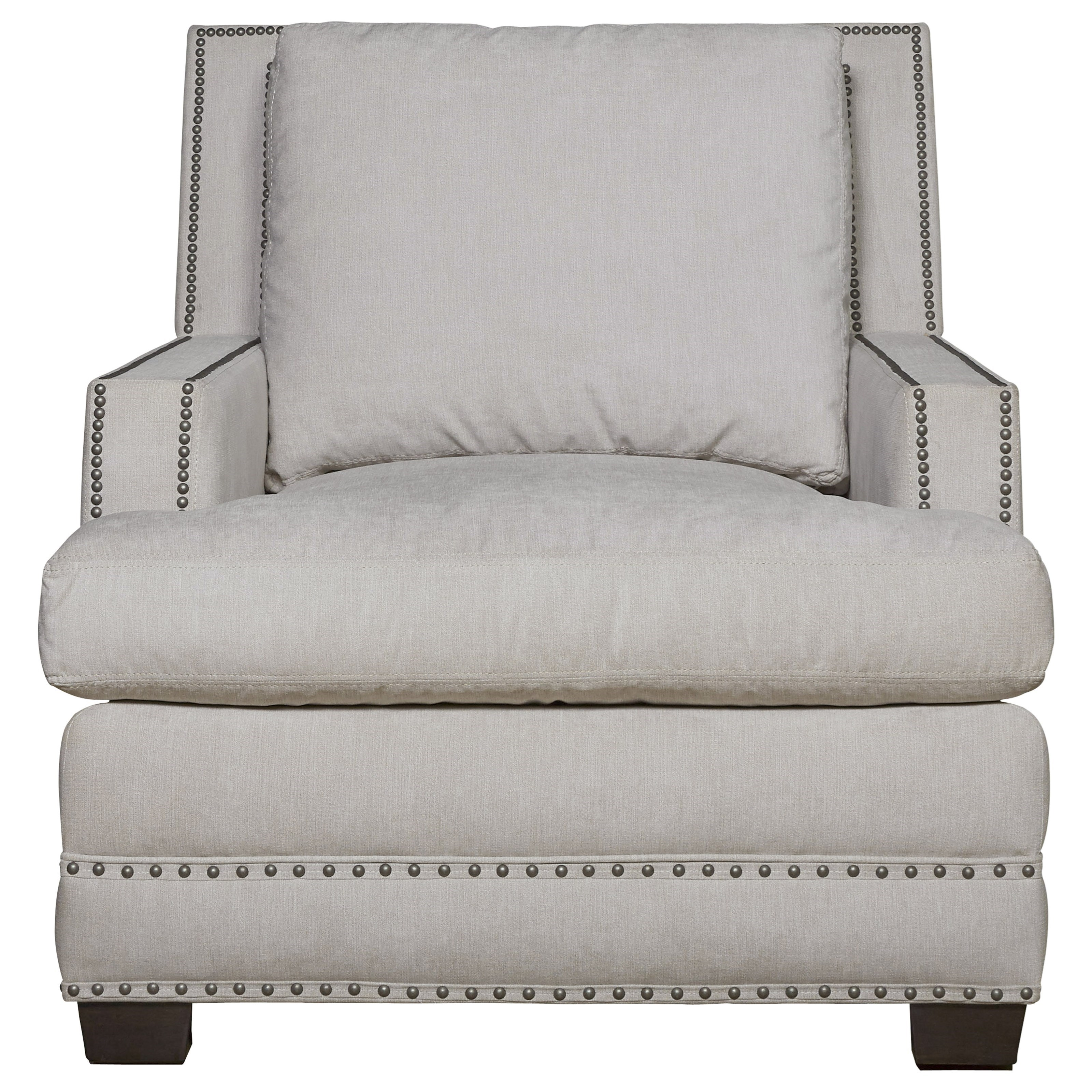 Franklin Street Upholstered Chair by Universal at Baer's Furniture