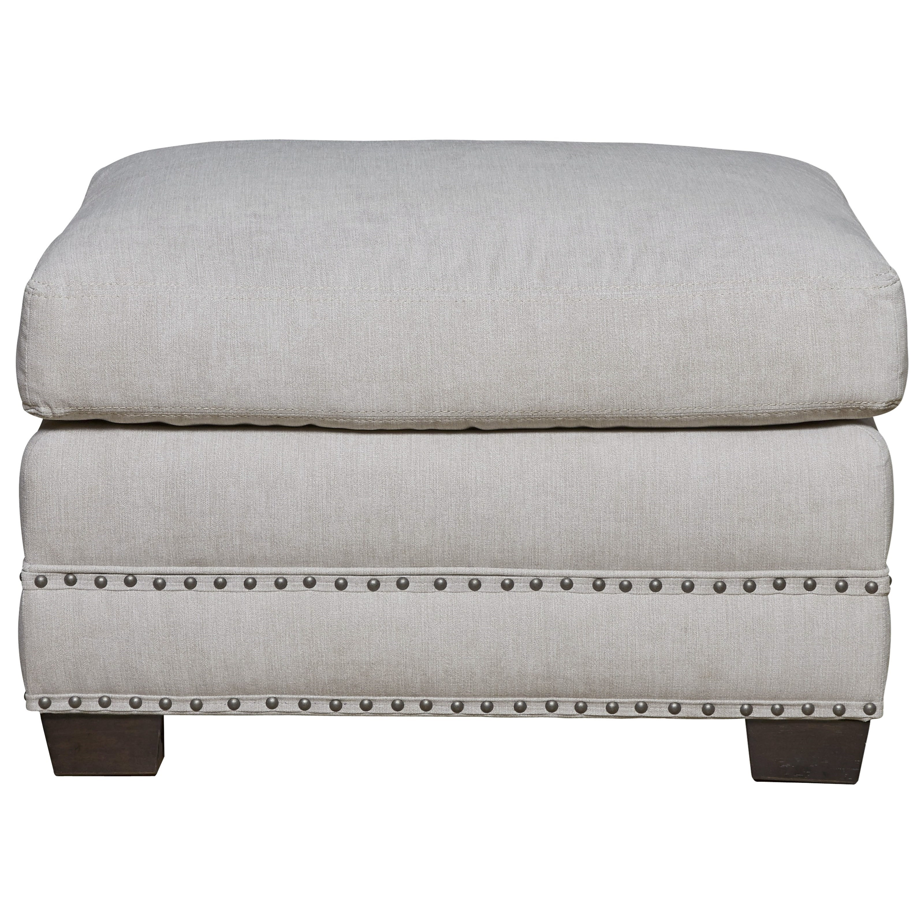 Franklin Street Ottoman by Universal at Zak's Home