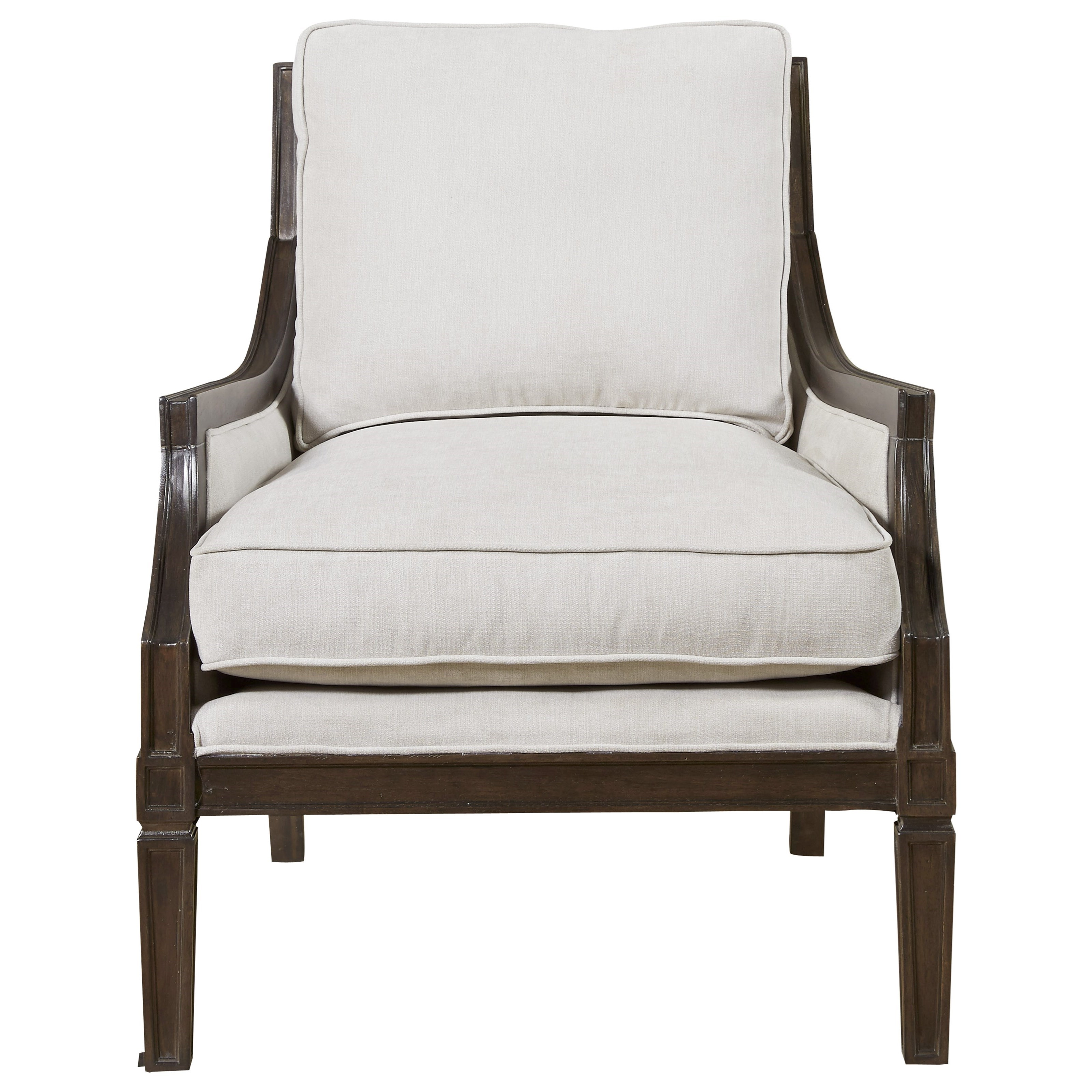 Franklin Street Accent Chair by Universal at Baer's Furniture