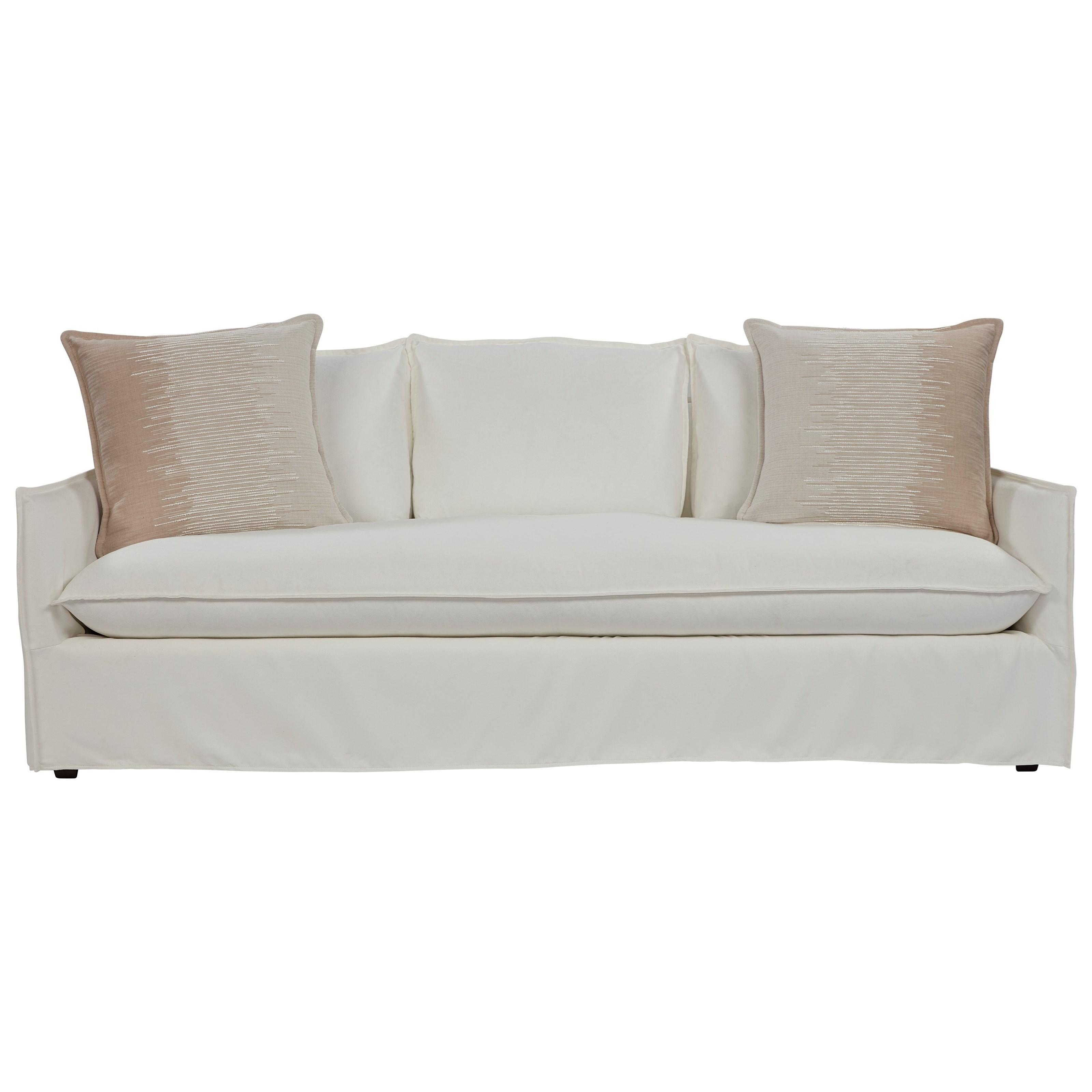 Coastal Living Home - Getaway Siesta Key Sofa -Super Salt by Universal at Baer's Furniture