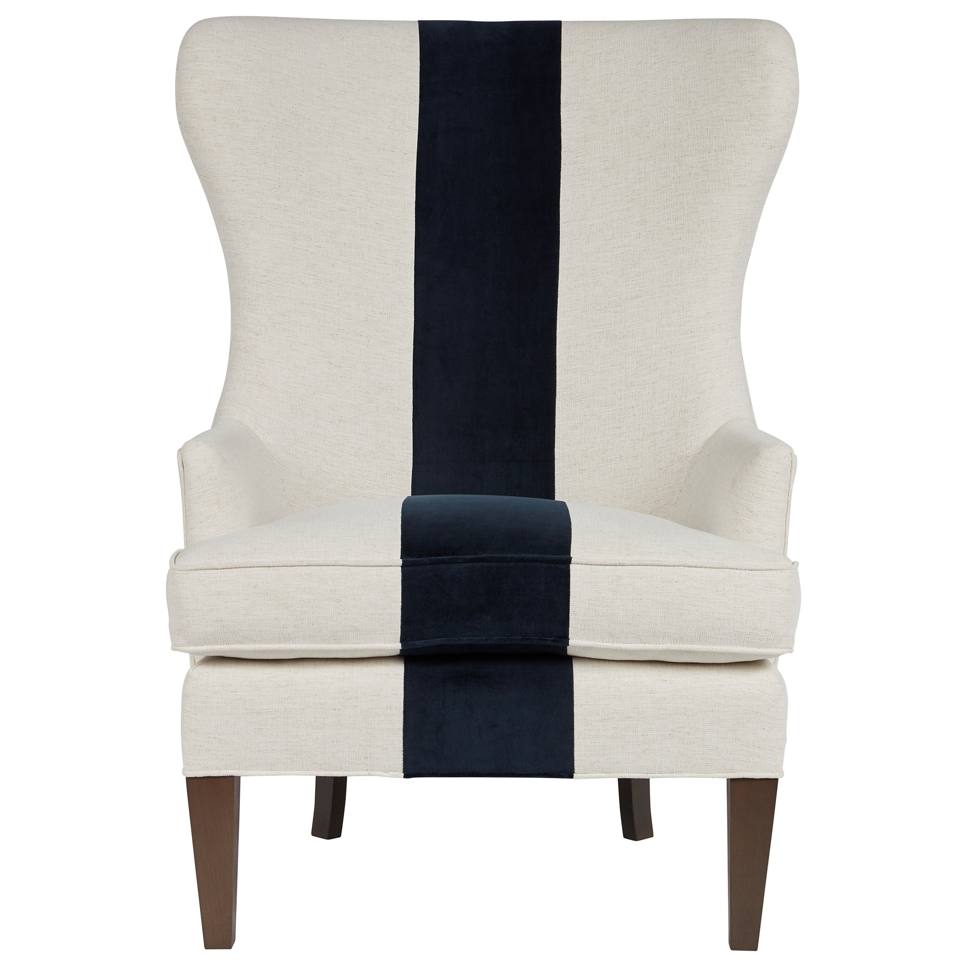 Coastal Living Home - Getaway Wing Chair  by Universal at Baer's Furniture