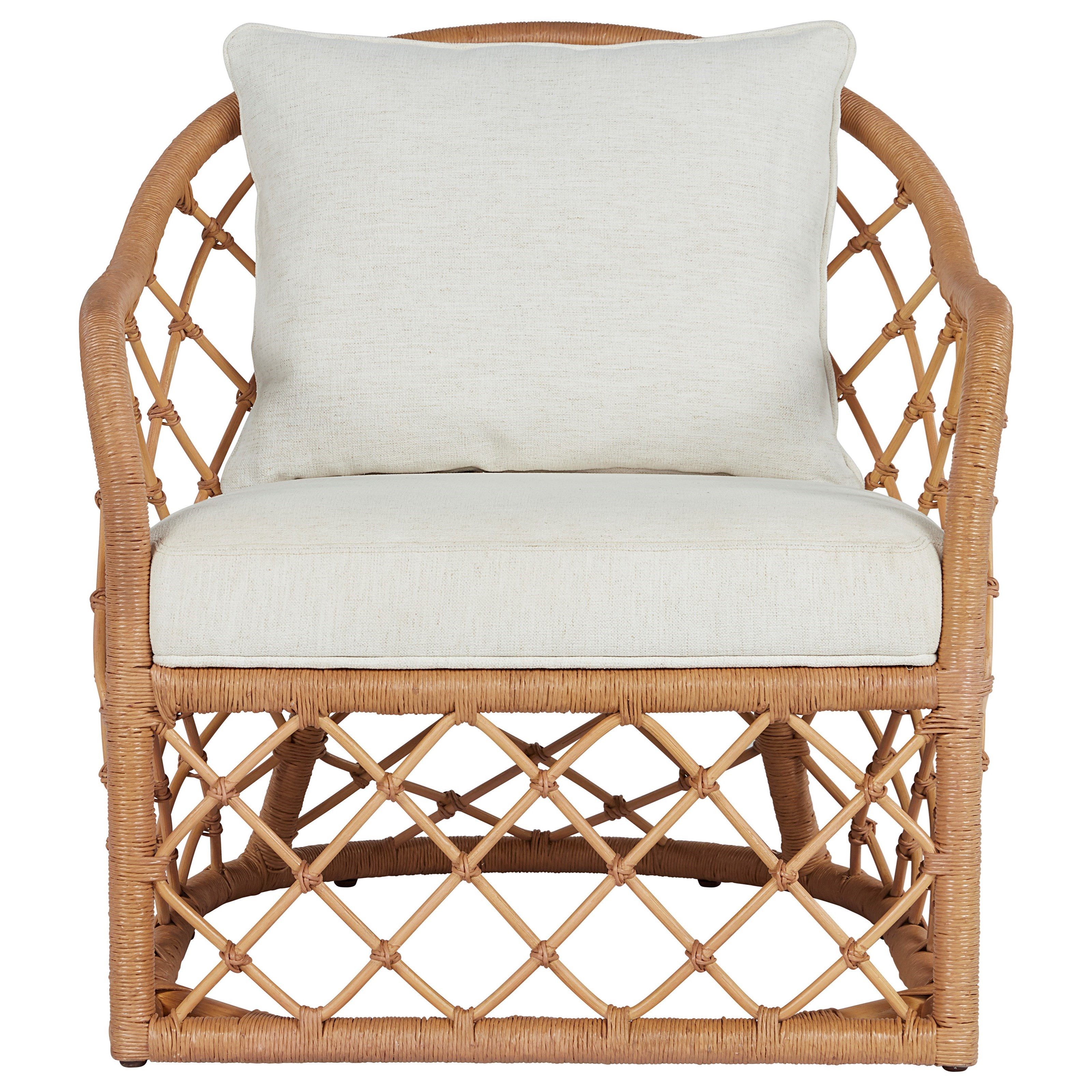 Coastal Living Home - Getaway Accent Chair by Universal at Zak's Home