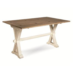 Drop Leaf Console Table