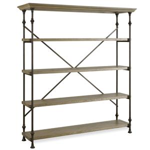 Great Rooms Rack with 4 Shelves