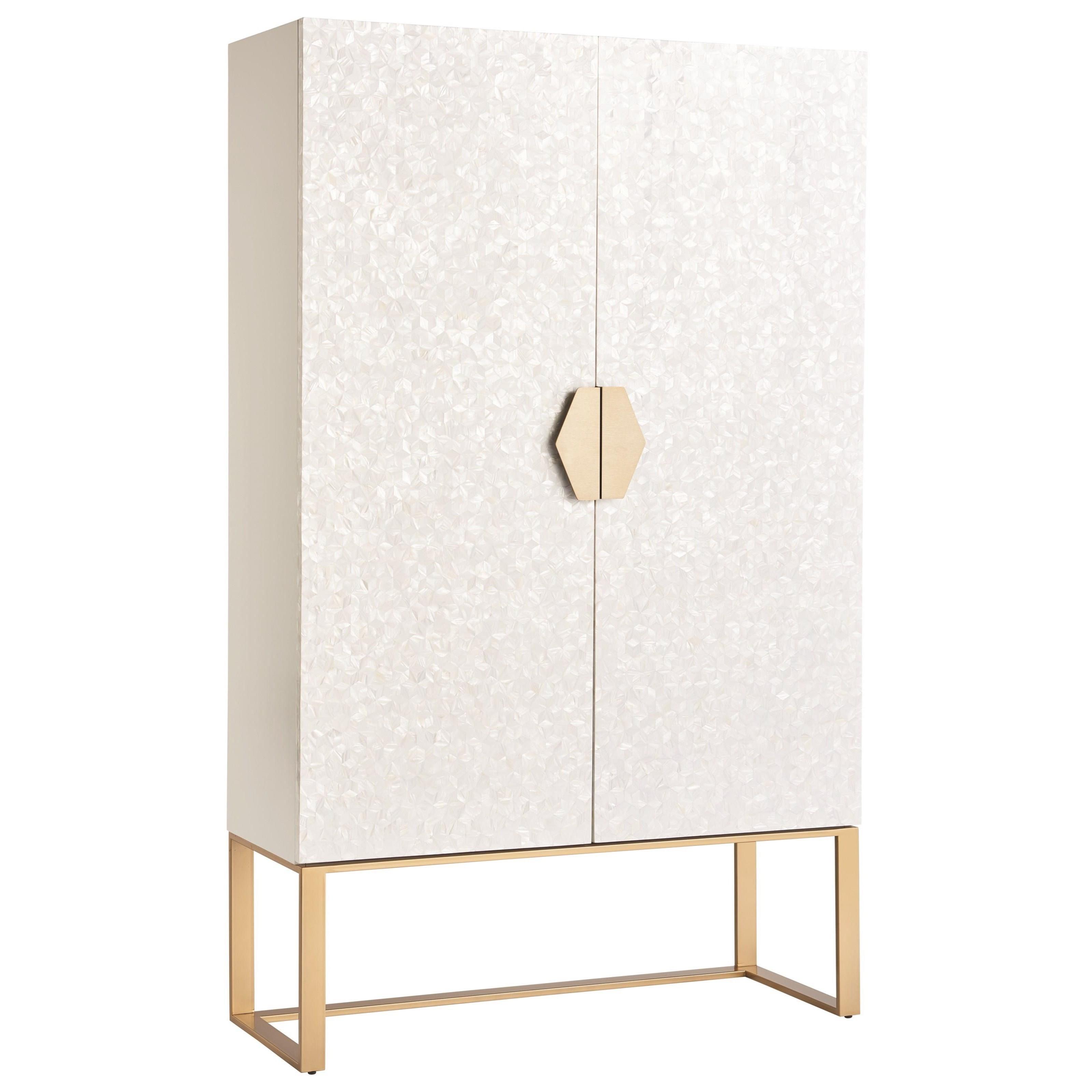 Love. Joy. Bliss.-Miranda Kerr Home Opaline Bar Cabinet by Universal at Baer's Furniture