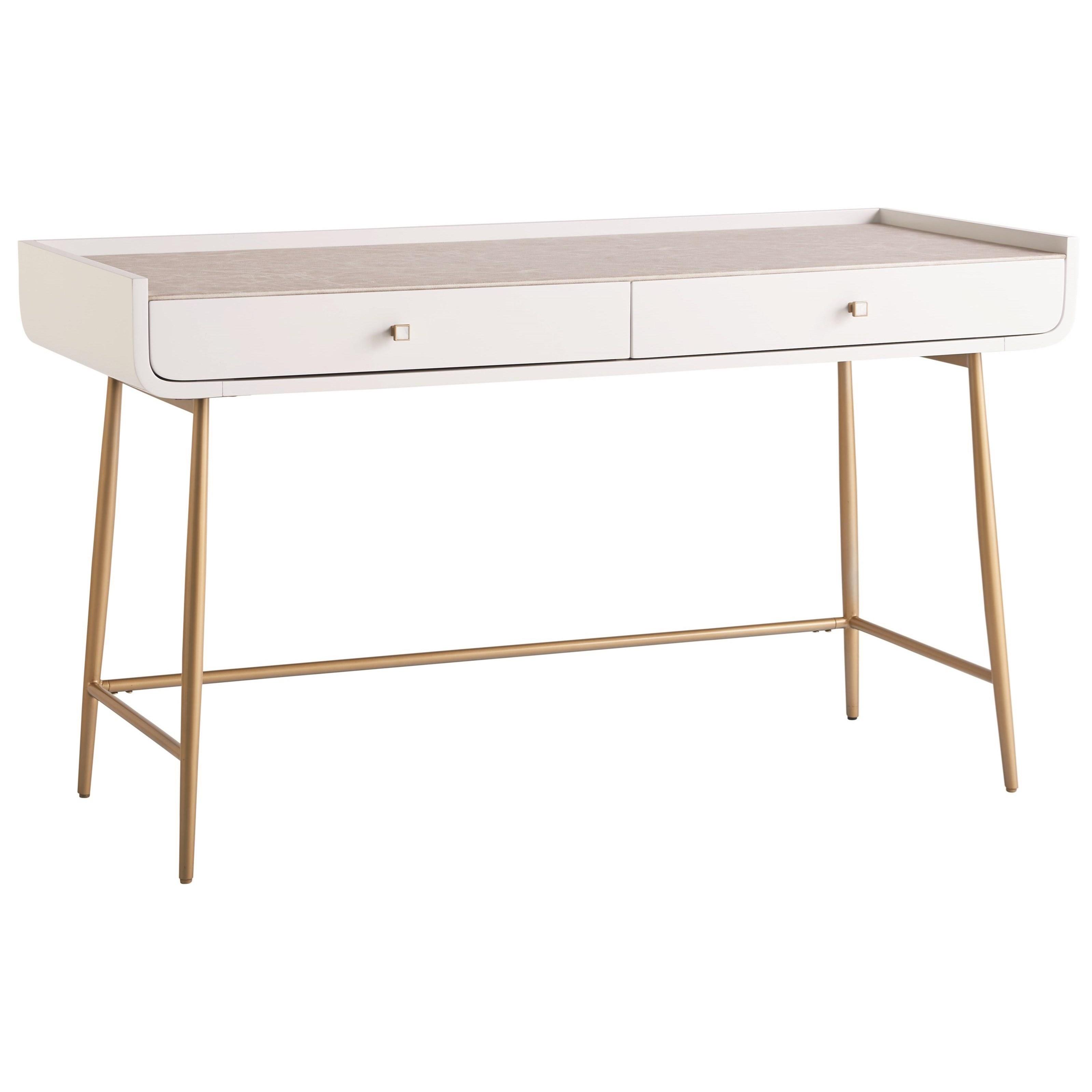Love. Joy. Bliss.-Miranda Kerr Home Allure Vanity Desk by Universal at Baer's Furniture
