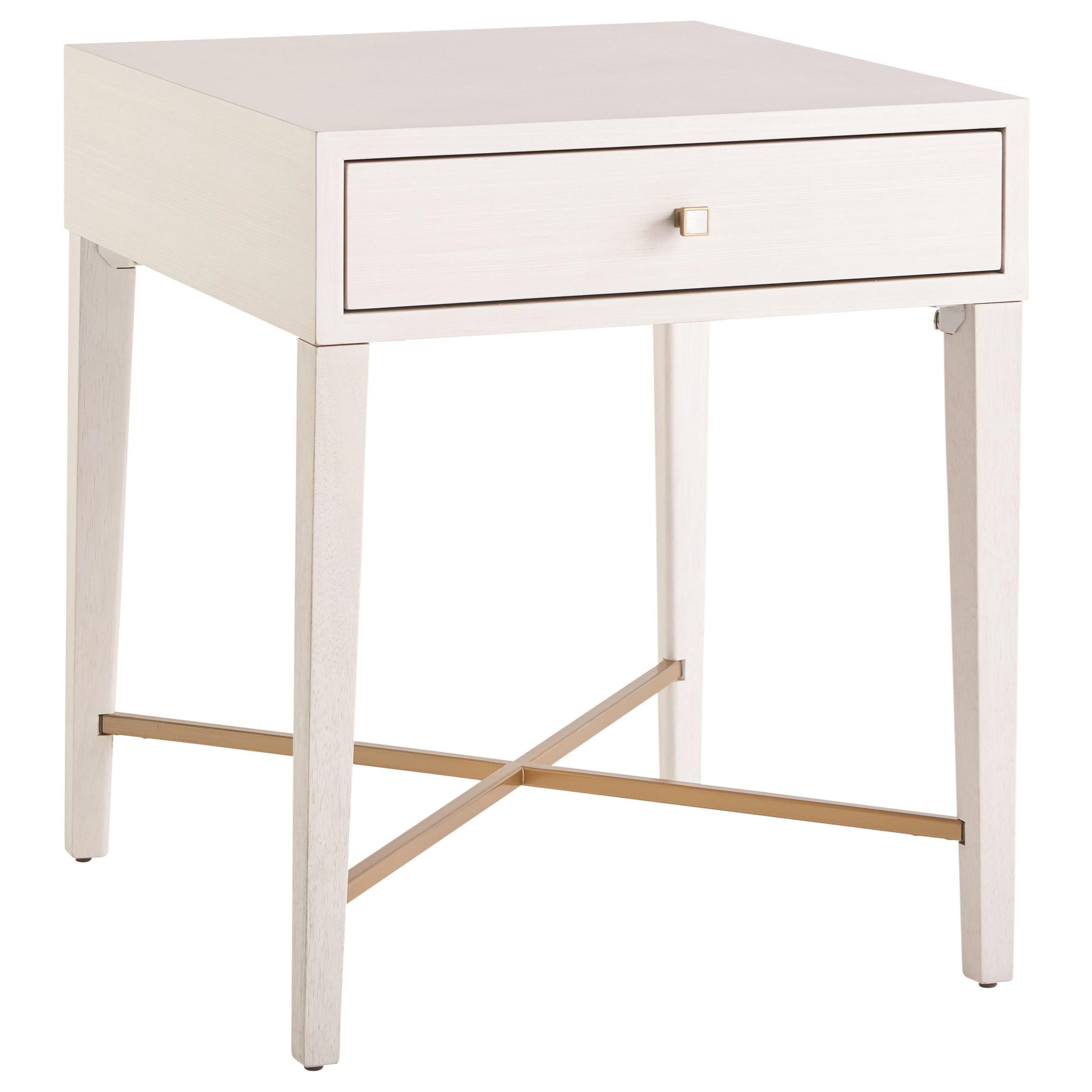 Love. Joy. Bliss.-Miranda Kerr Home End Table by Universal at Baer's Furniture