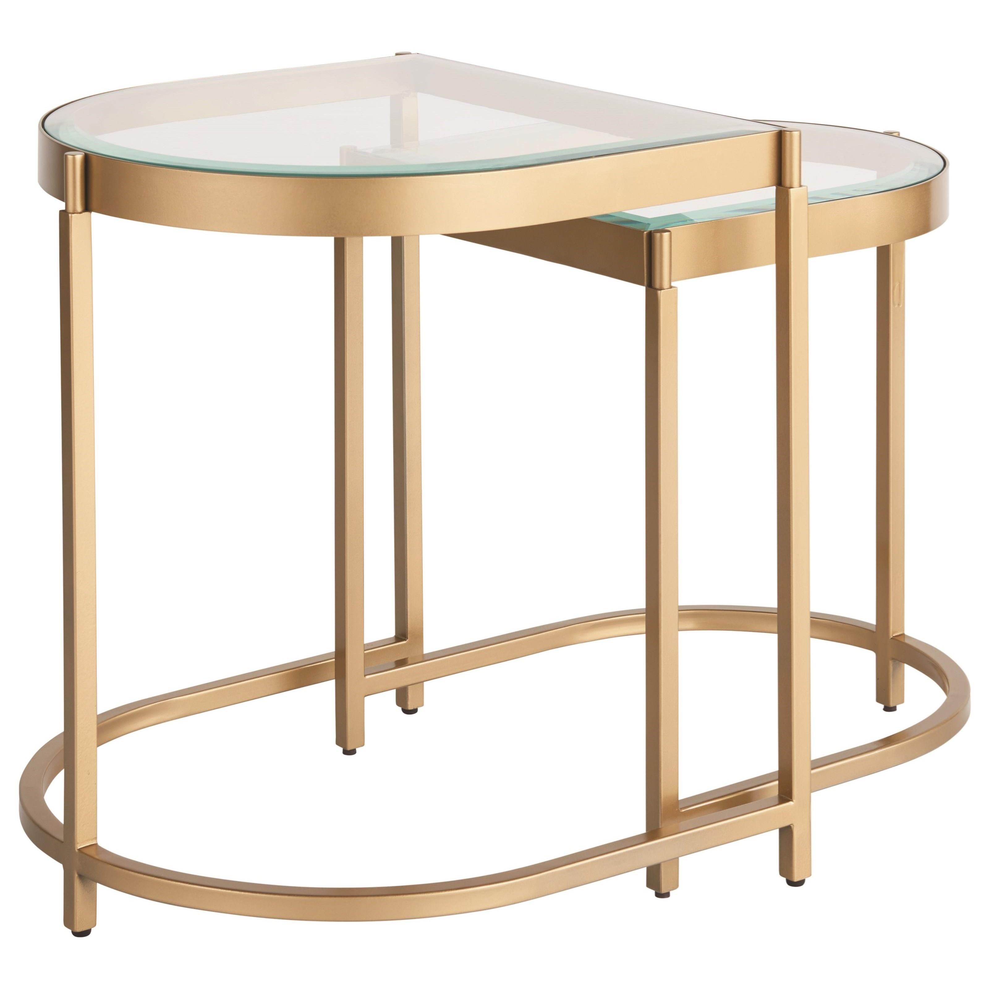 Love. Joy. Bliss.-Miranda Kerr Home Editorial End Table by Universal at Baer's Furniture