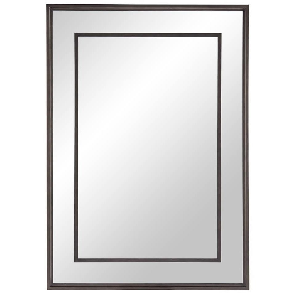Midtown Mirror by Universal at Baer's Furniture