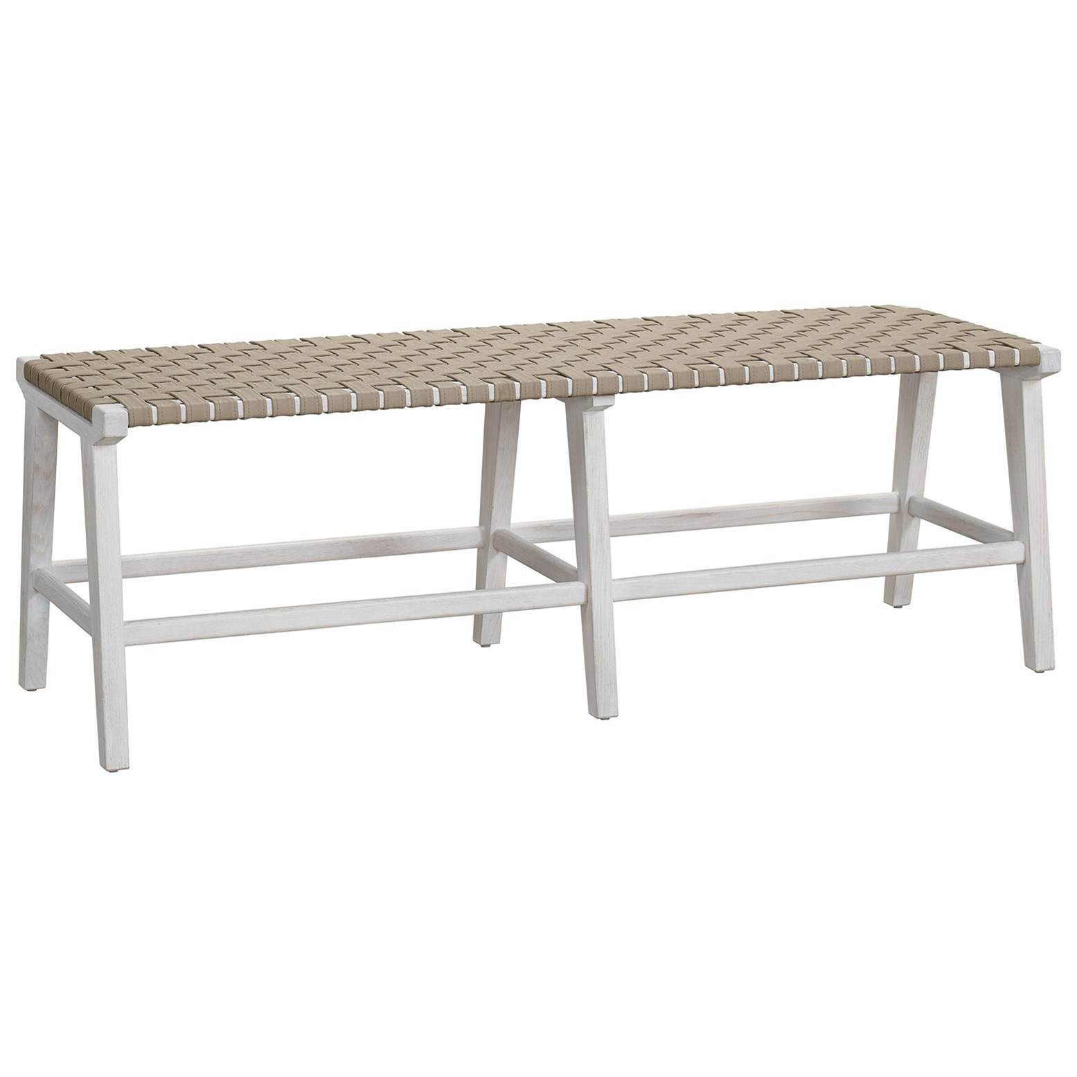 Modern Farmhouse Harlyn Bench by Universal at Baer's Furniture