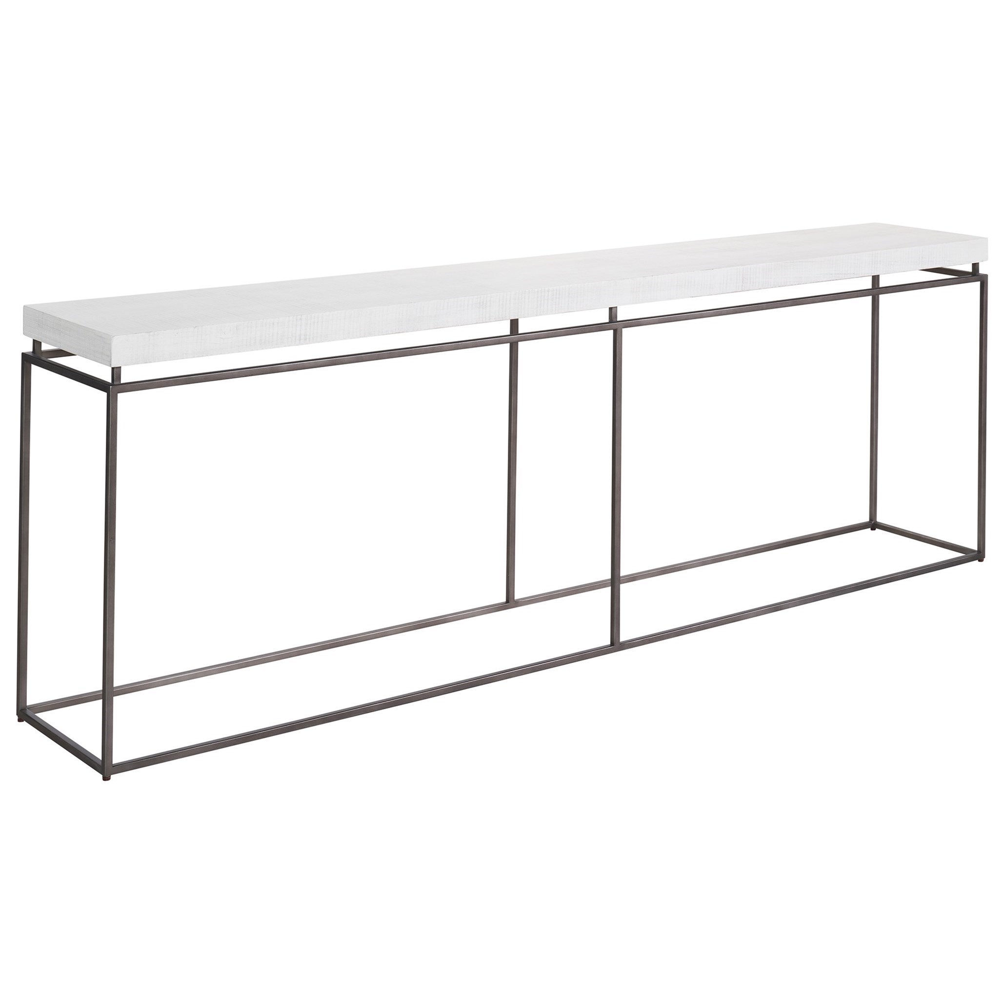 Modern Farmhouse Console Table by Universal at Baer's Furniture