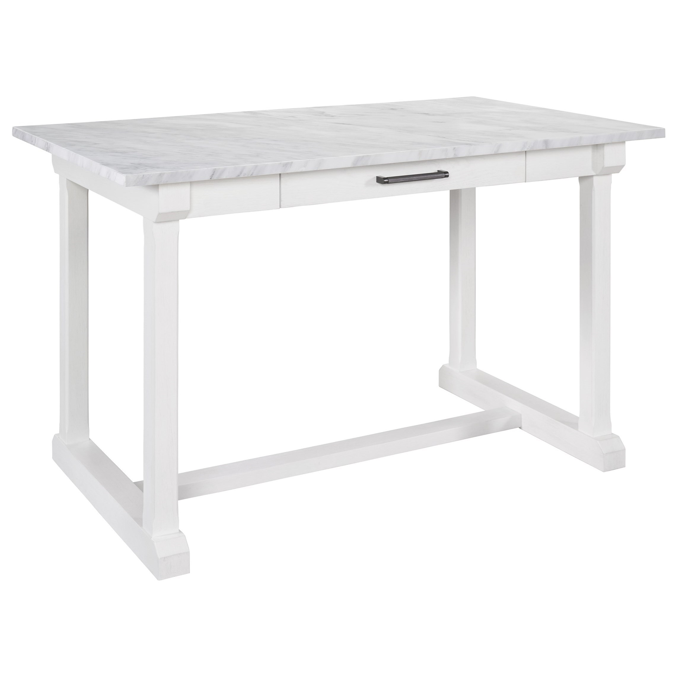 Modern Farmhouse Elena Counter Table by Universal at Zak's Home