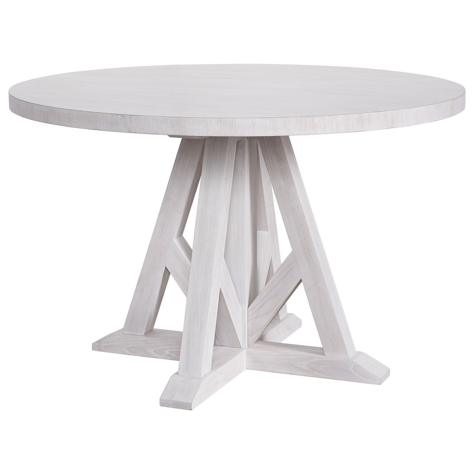 Modern Farmhouse Dining Table by Universal at Baer's Furniture