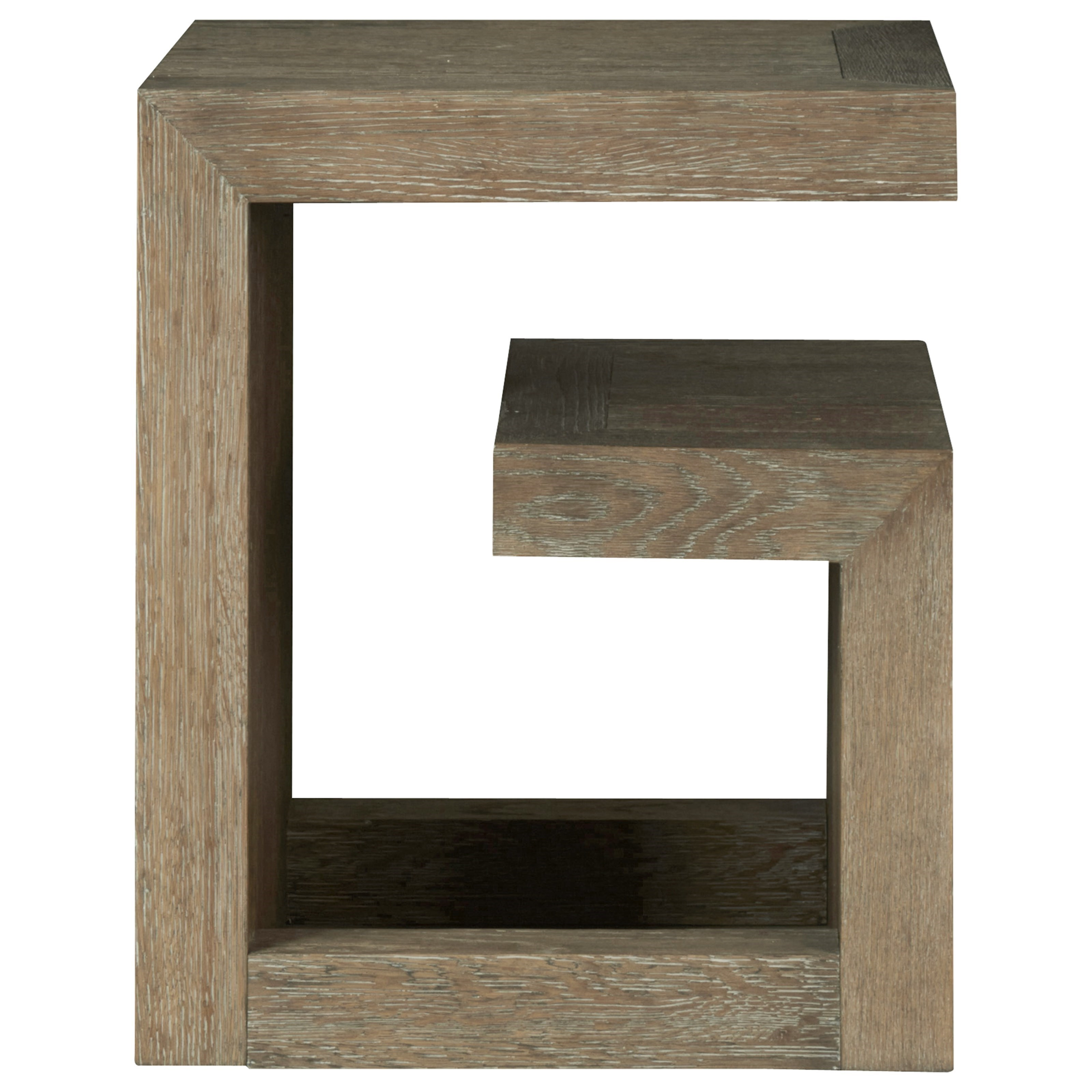 Modern Bedside Table by Universal at Baer's Furniture