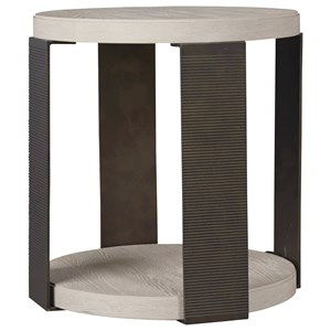 Contemporary Wilder End Table