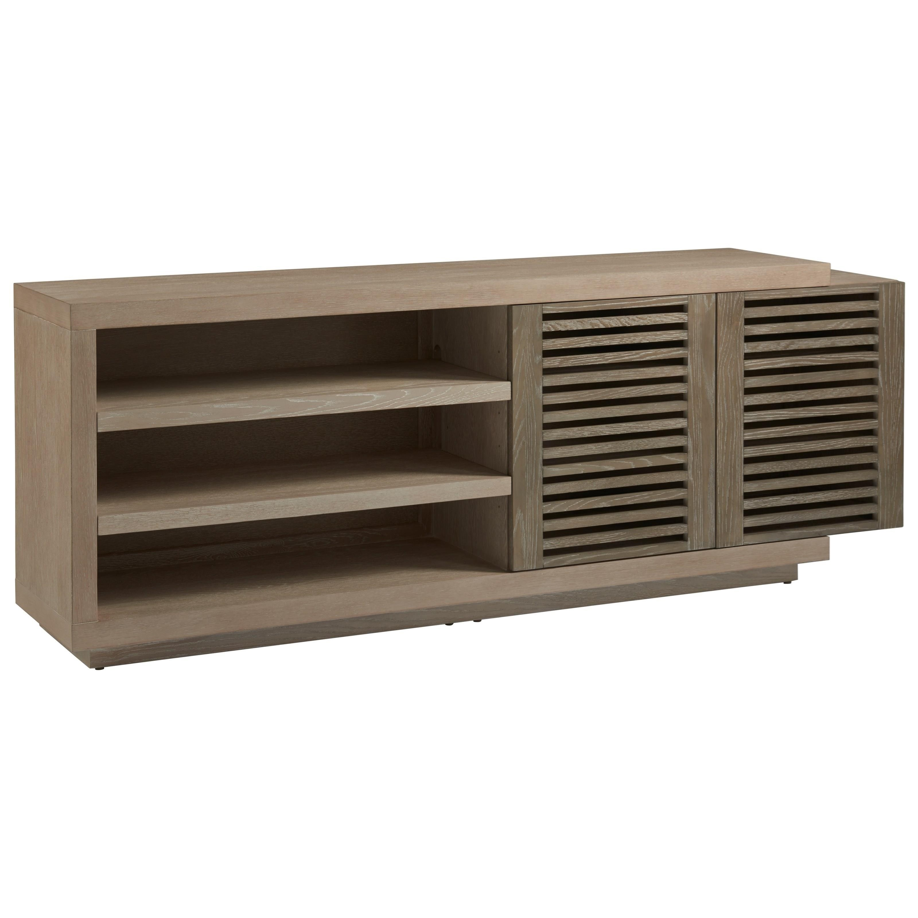 Modern Emory Entertainment Console by Universal at Baer's Furniture