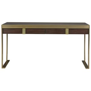Hayworth Console Desk with Two Drawers