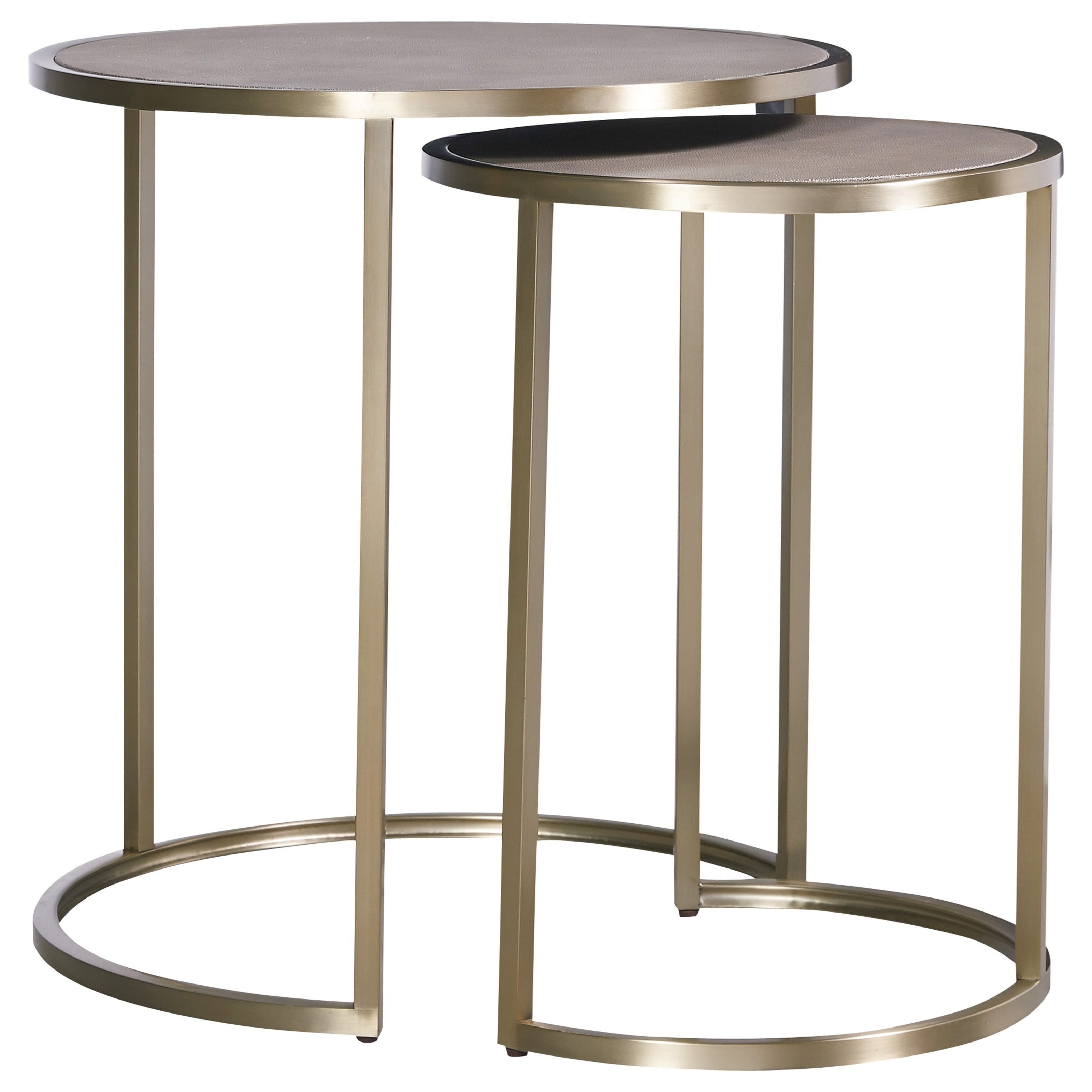 Modern Bennett Bunching Tables by Universal at Baer's Furniture