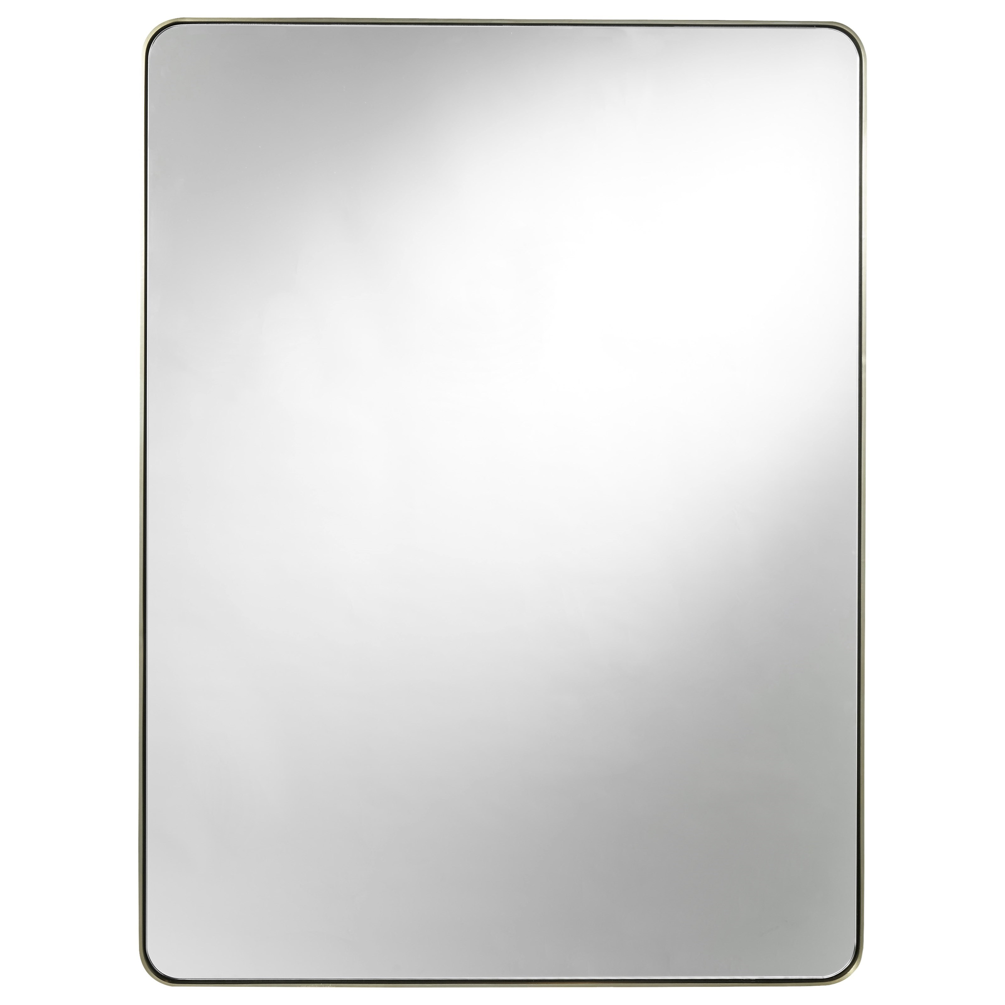 Modern Accent Mirror by Universal at Darvin Furniture