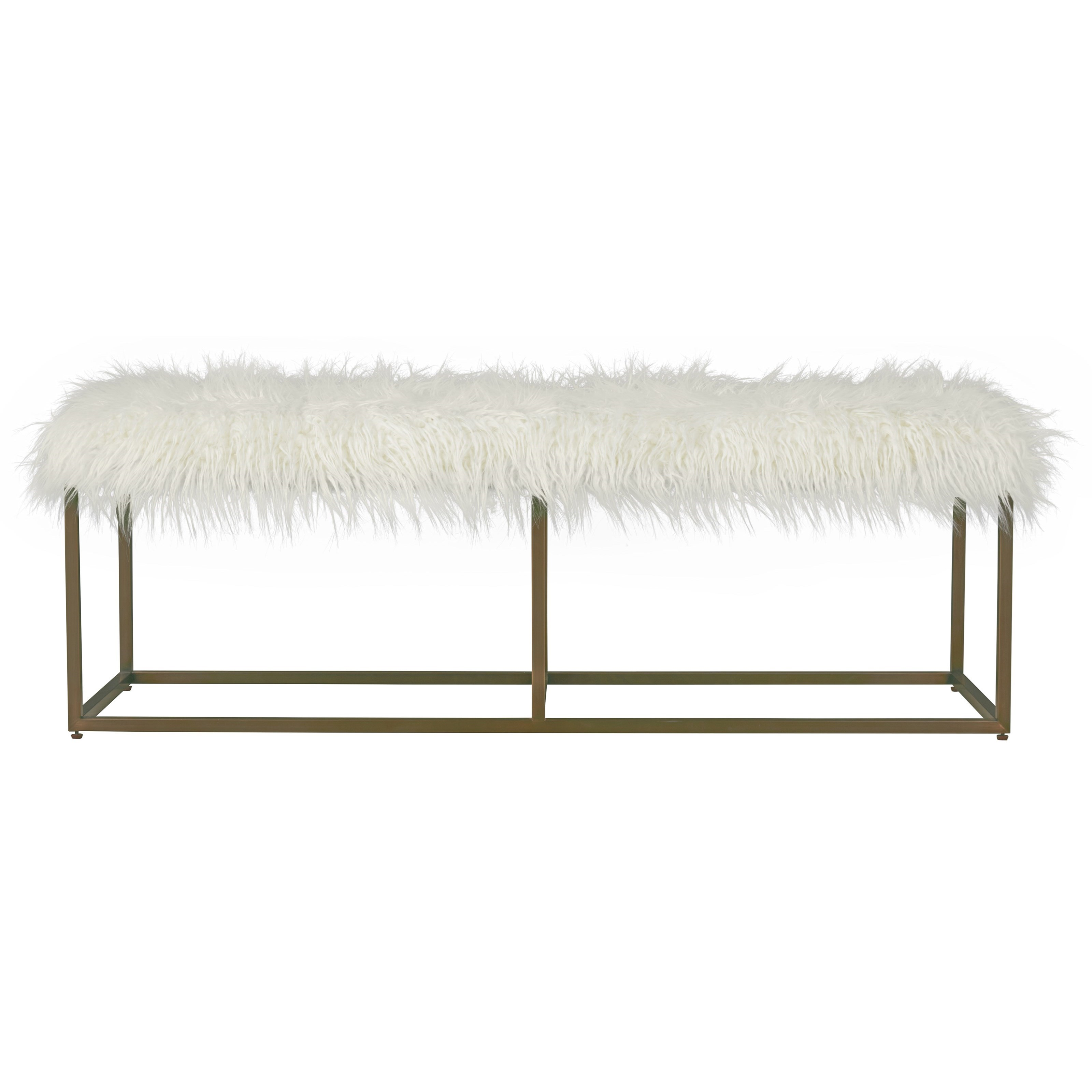 Modern Bench by Universal at Darvin Furniture