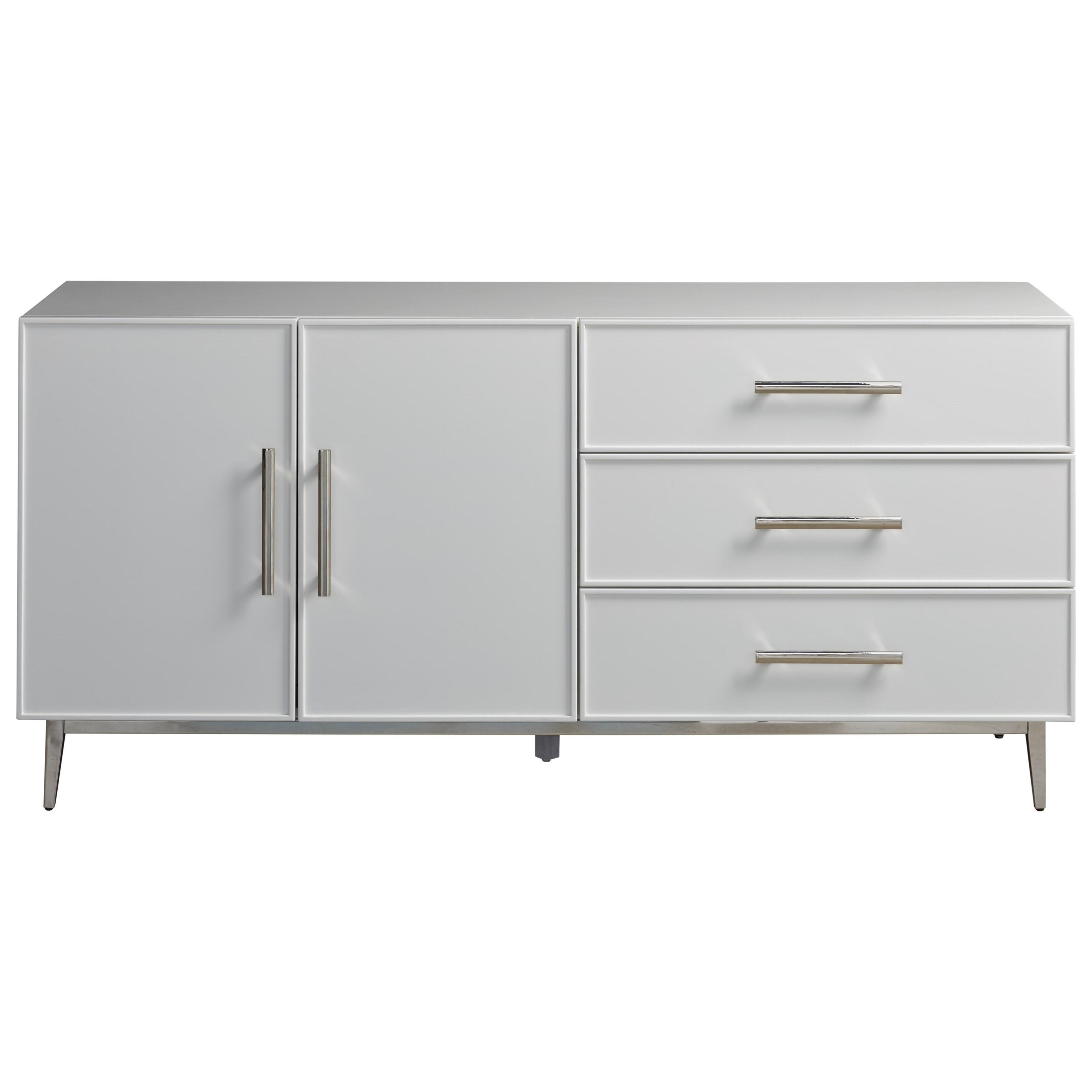 Modern Lane Dresser by Universal at Baer's Furniture