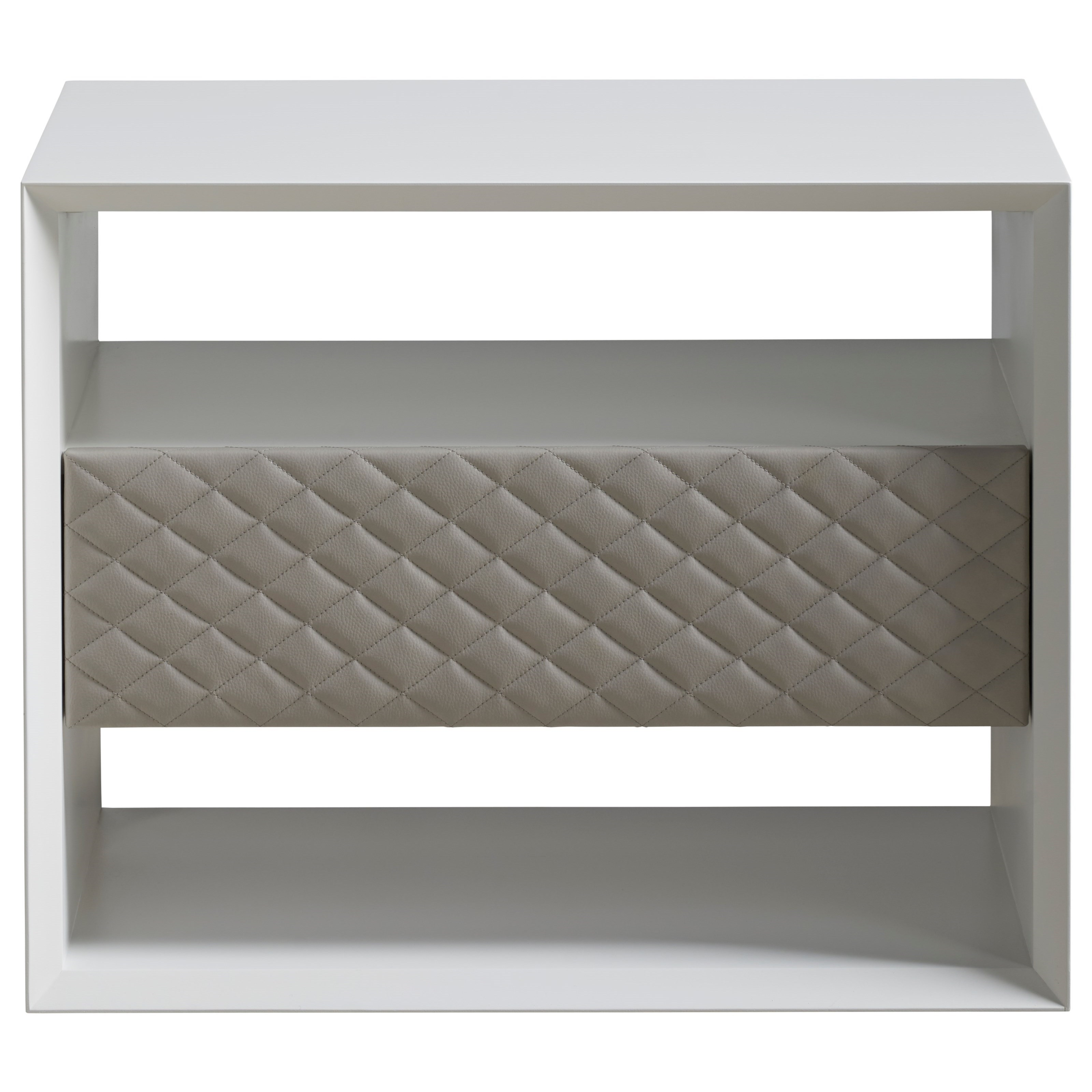 Modern Alma Bedside Table by Universal at Baer's Furniture