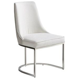 Colt Dining Chair - Hyde Snow/Sorrel