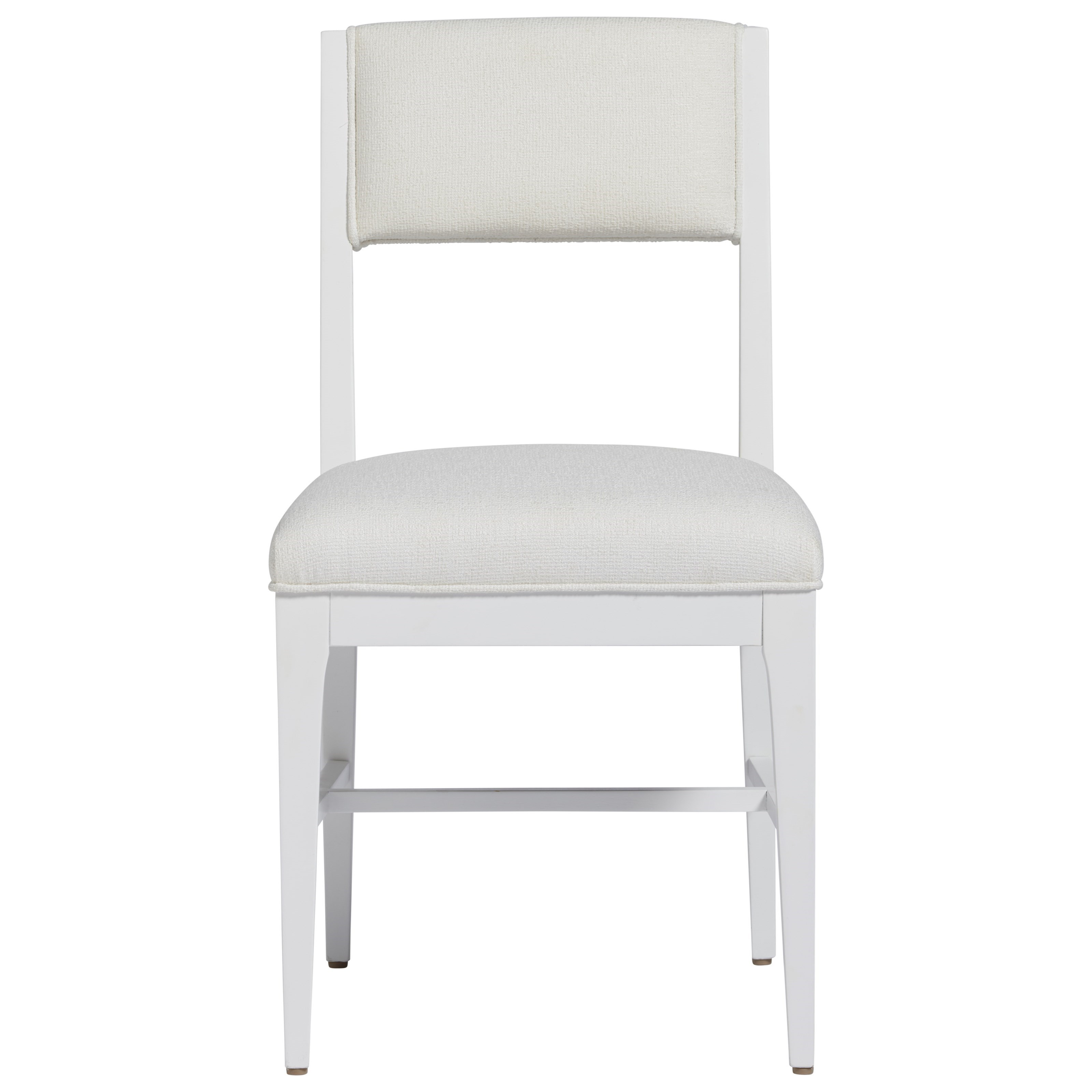 Modern Presley Dining Chair - Hyde Snow by Universal at Baer's Furniture