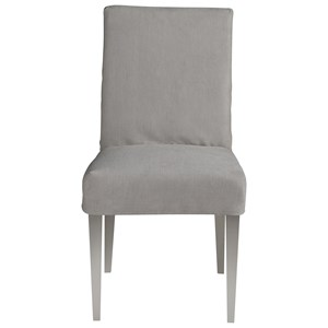 Jett Slip Cover Side Chair - Sorrel
