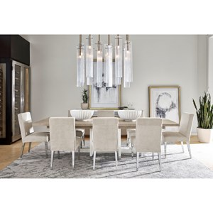 9-Piece Marley Dining Table Set