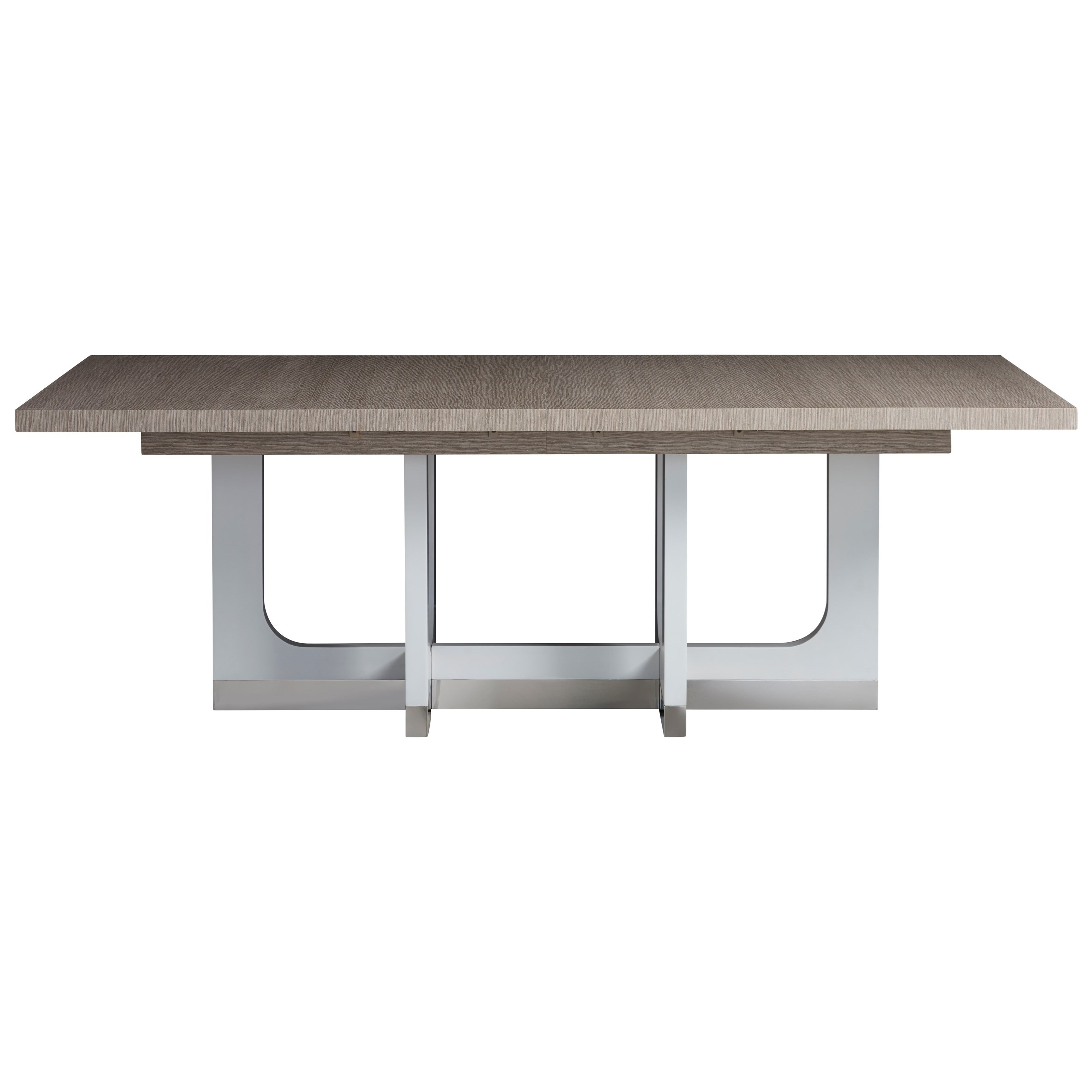 Modern Marley Dining Table by Universal at Baer's Furniture