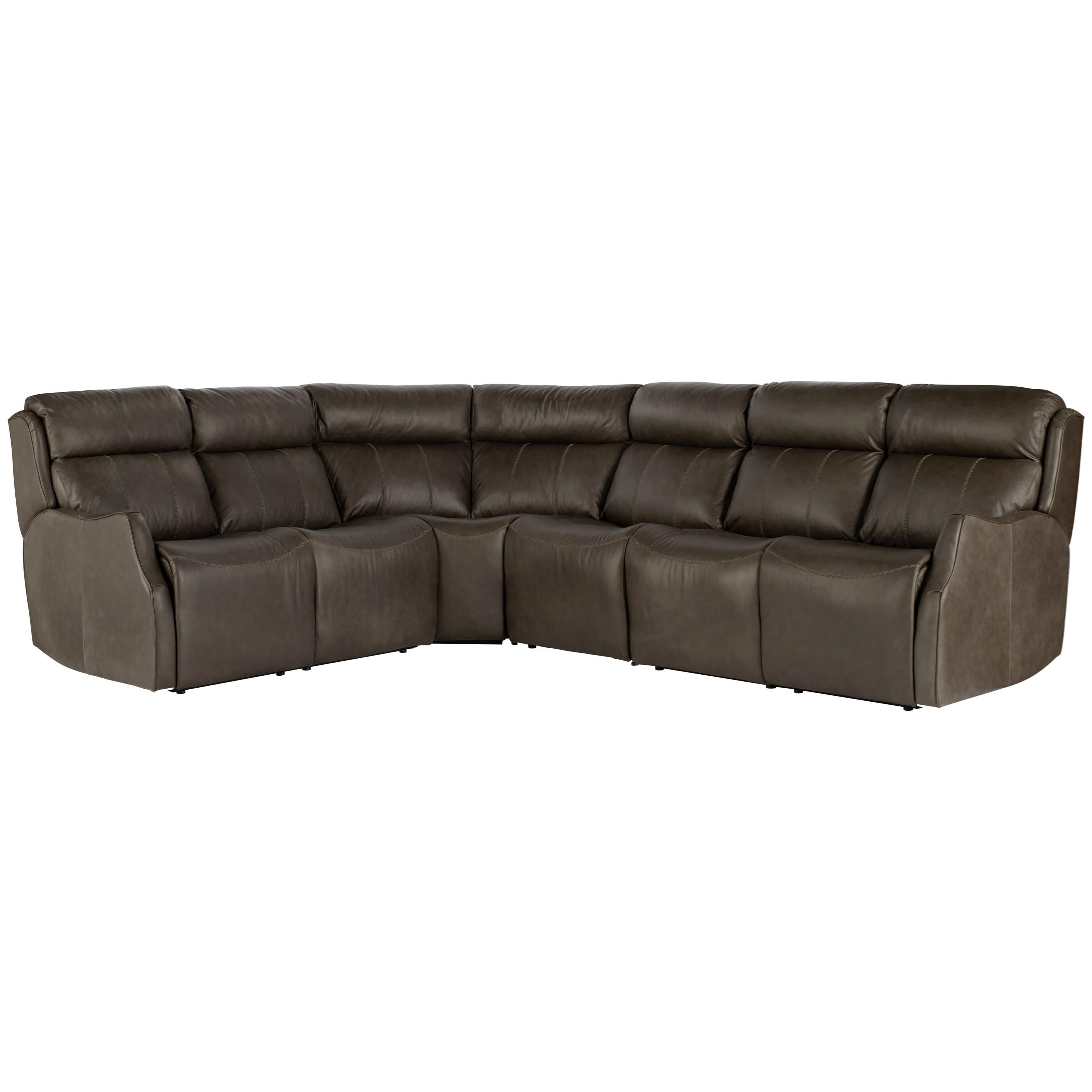 Motion Watson Sectional by O'Connor Designs at Sprintz Furniture