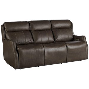 Transitional Watson Motion Sofa with Power Recline