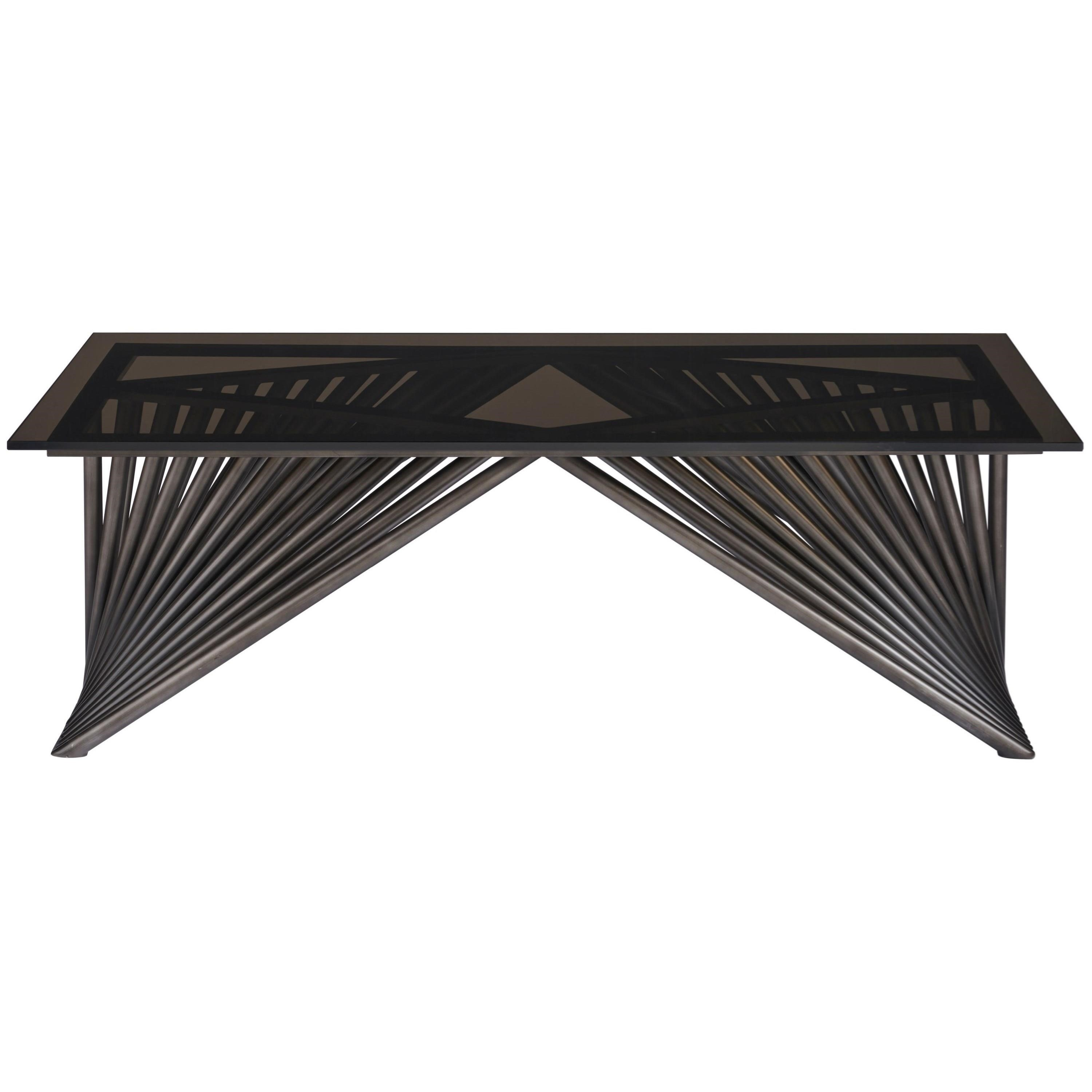 Nina Magon 941 Marcel Cocktail Table by Universal at Zak's Home