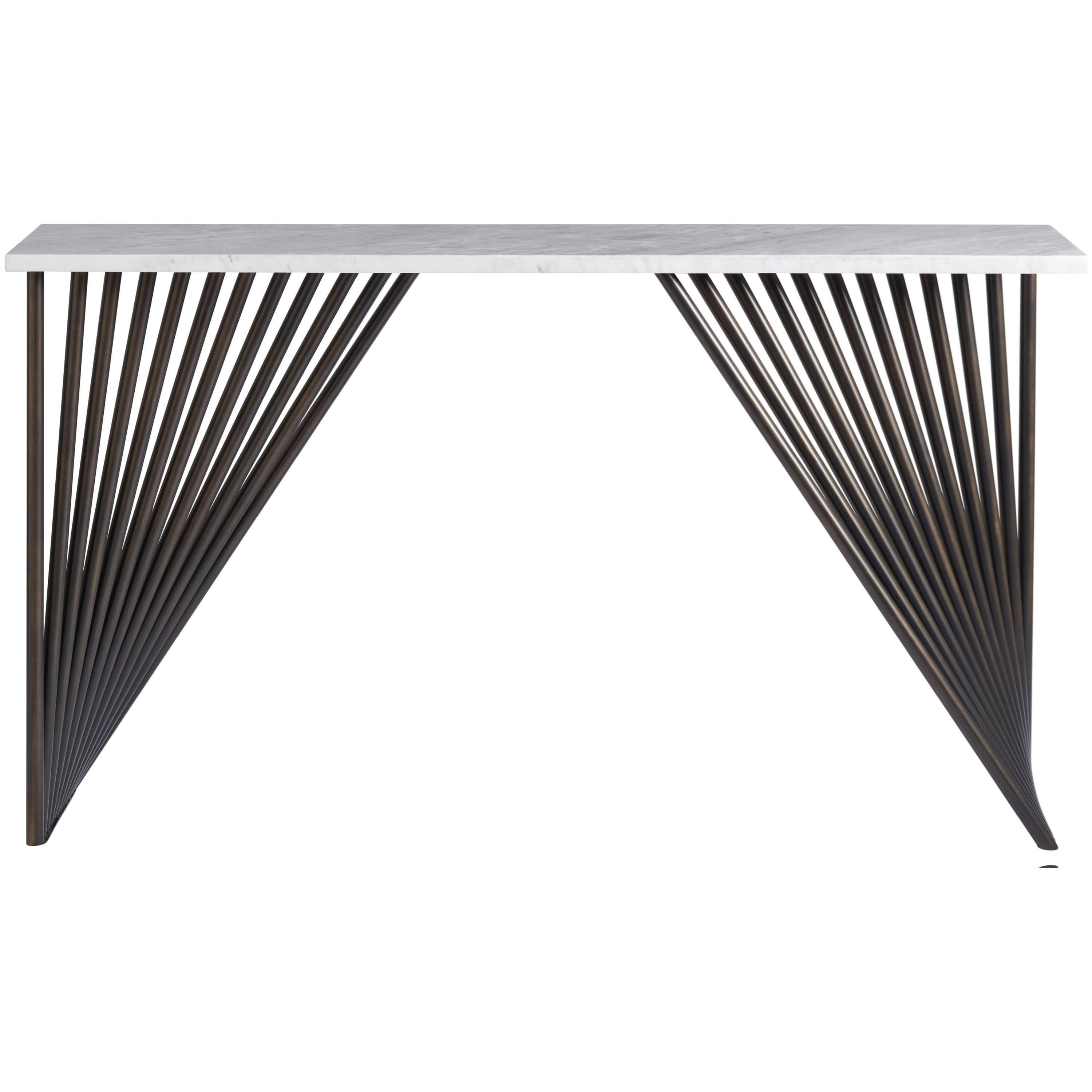 Nina Magon 941 Marcel Console Table by Universal at Baer's Furniture