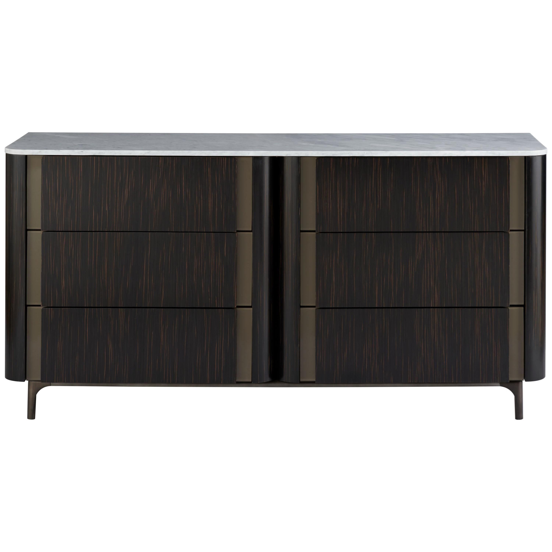 Nina Magon 941 Drawer Dresser by Universal at Baer's Furniture