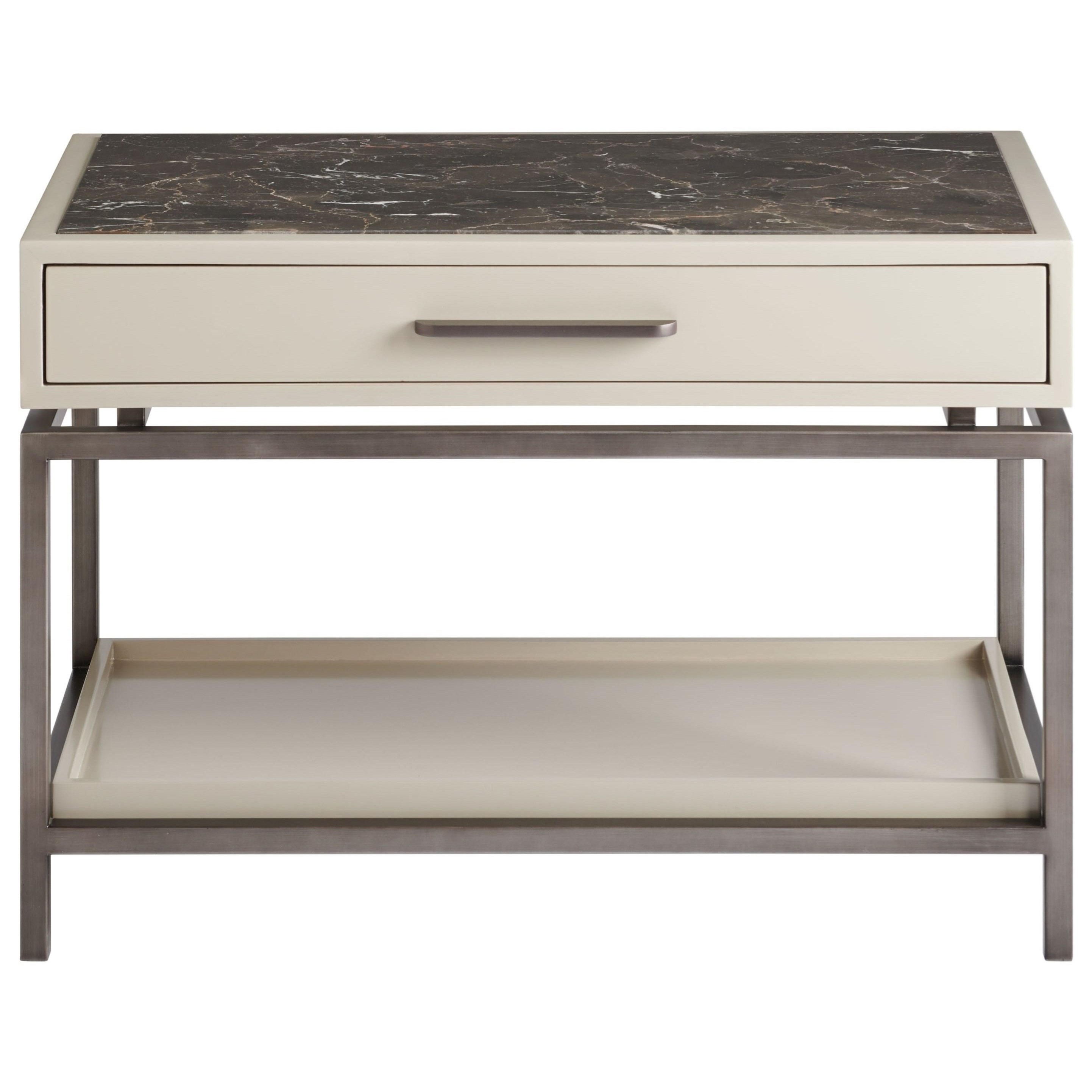 Nina Magon 941 Magon Nightstand by Universal at Baer's Furniture