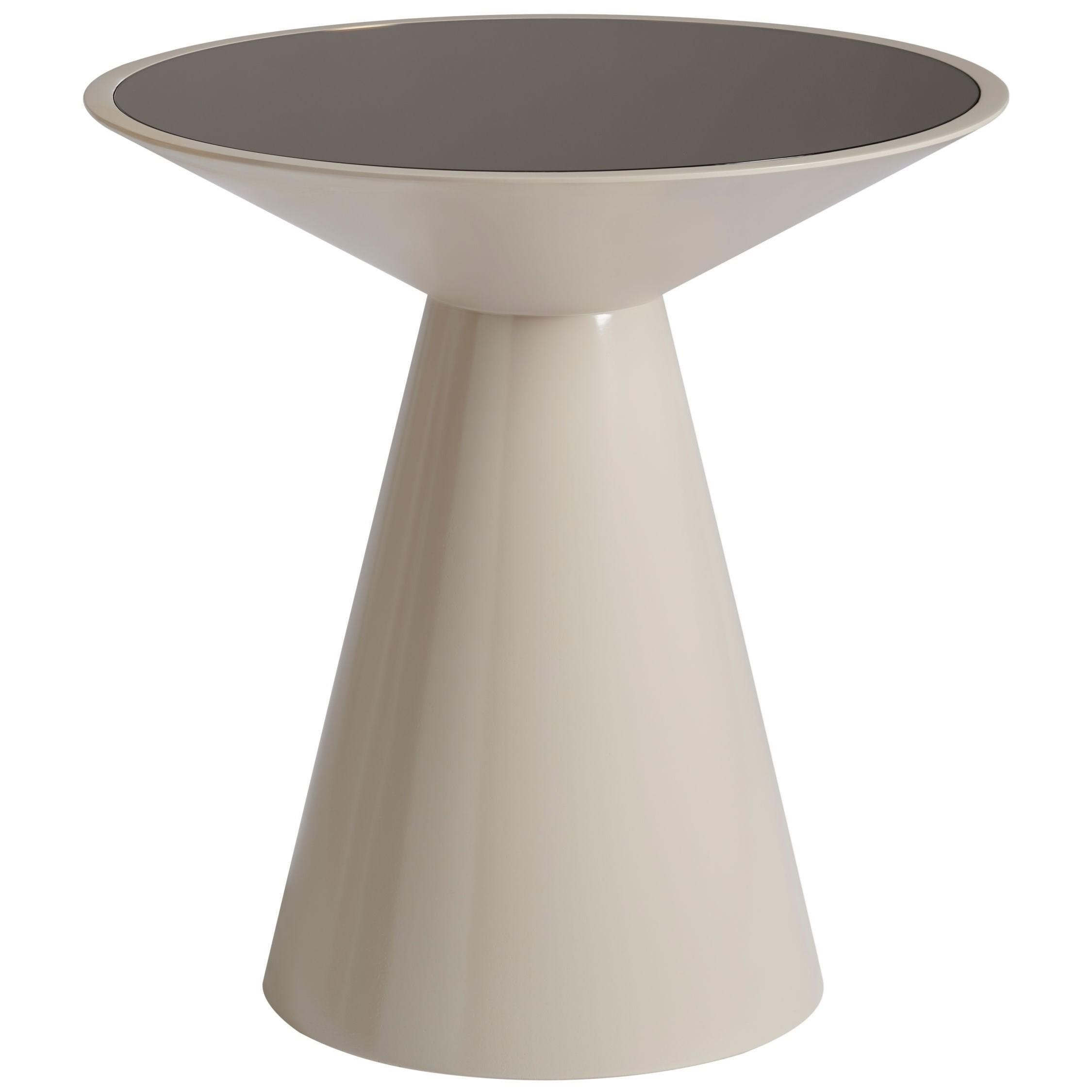 Nina Magon 941 Roni Round Accent Table by Universal at Baer's Furniture
