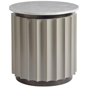 Rockwell Round End Table
