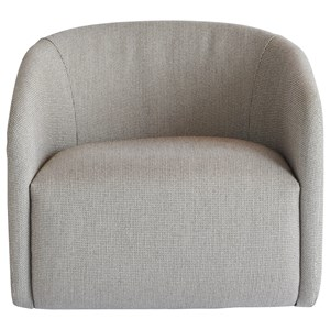 Contemporary Matisse Swivel Chair